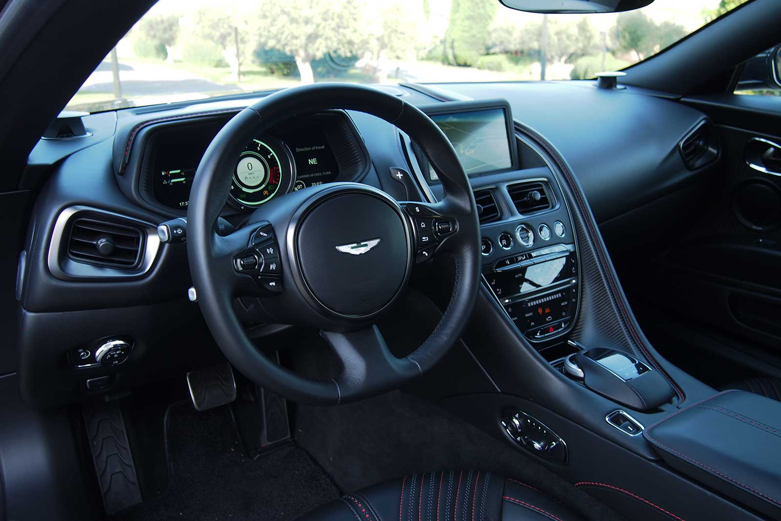 2018 aston martin interior new car release date and for Interior news