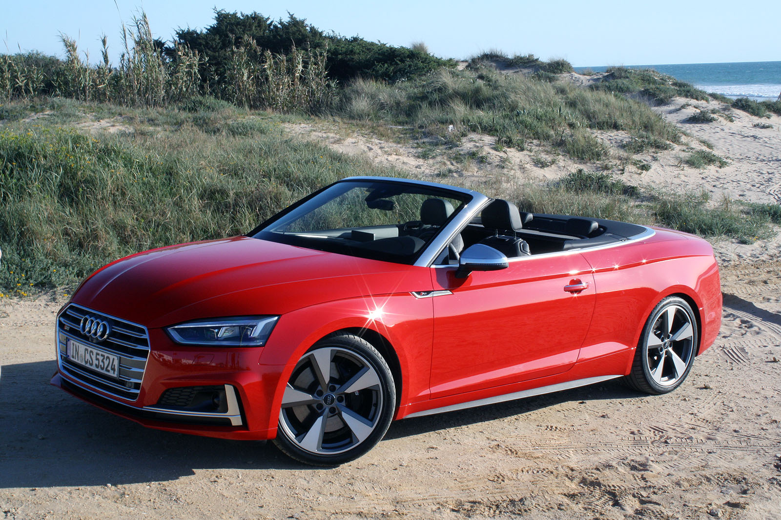 2018 Audi S5 Cabriolet And A5 16