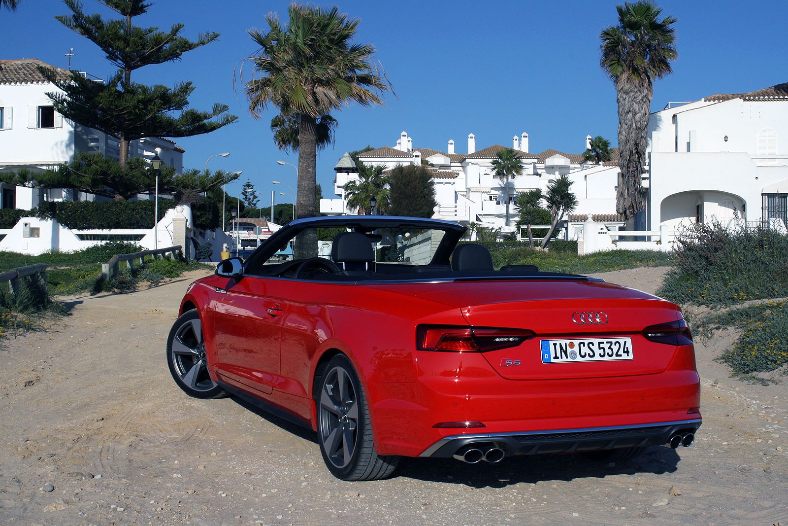 2018 Audi S5 Cabriolet And A5 20