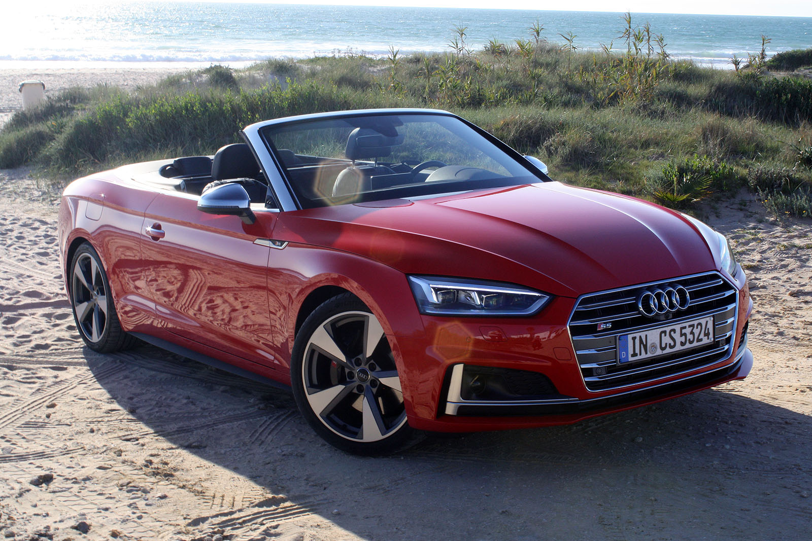 2018 Audi S5 Cabriolet And A5 32
