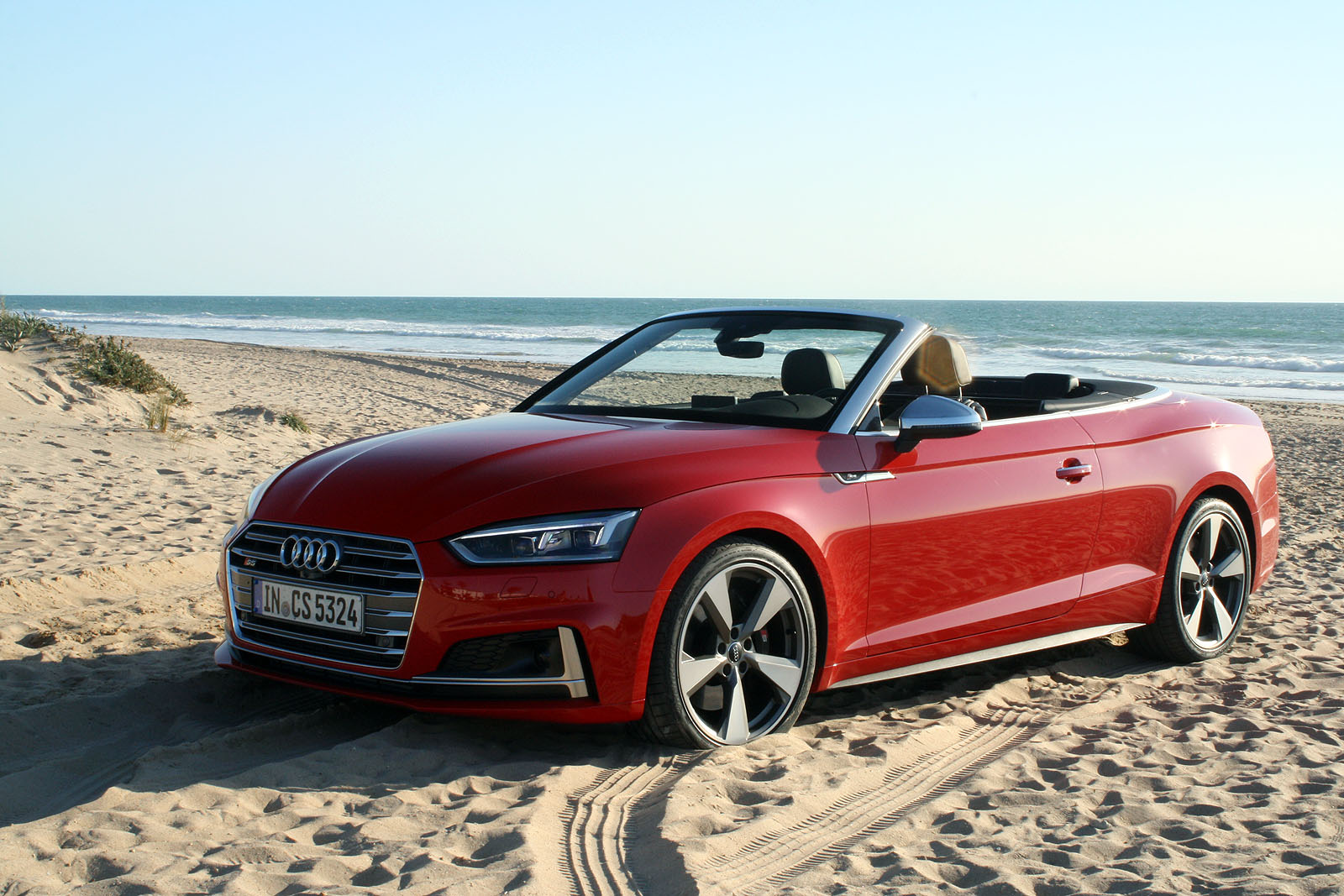 2018 Audi S5 Cabriolet And A5 42