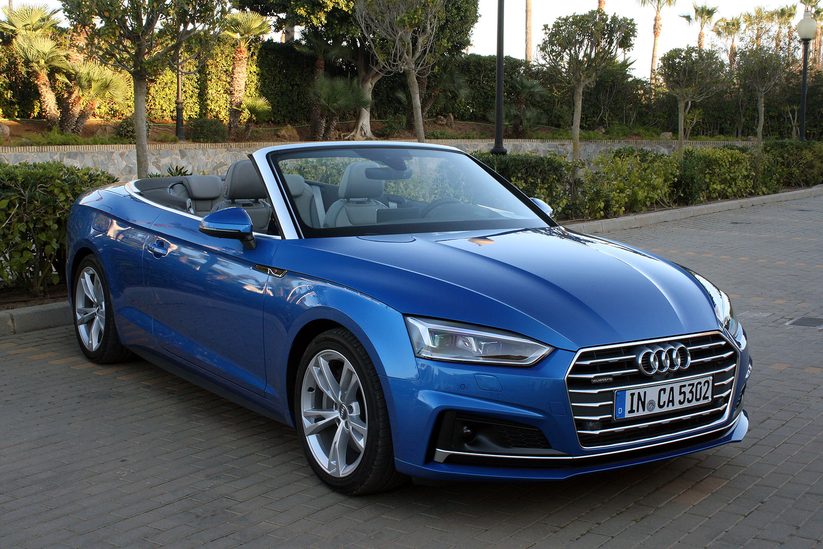 2018 Audi S5 Cabriolet And A5 66
