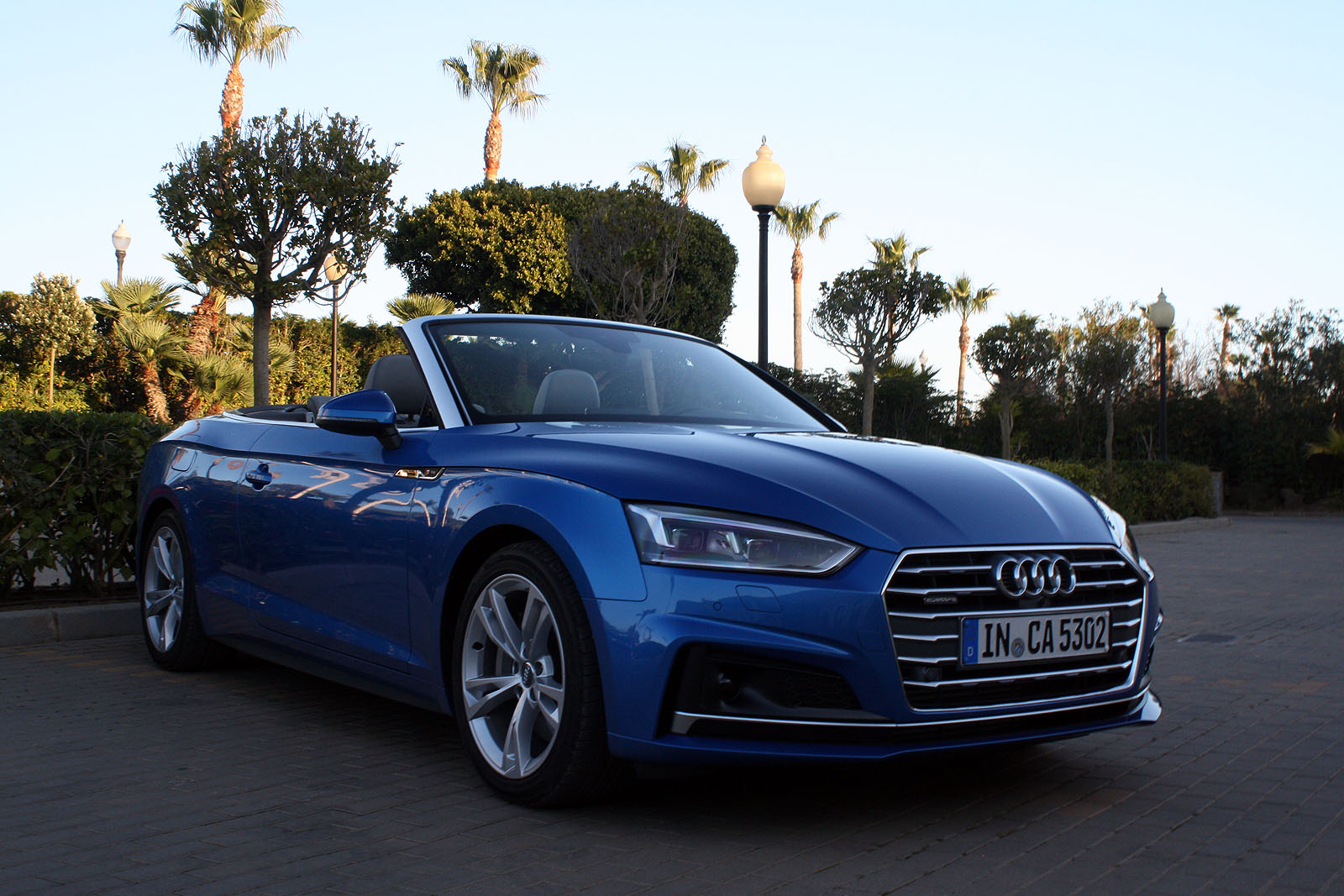 2018 Audi S5 Cabriolet And A5 67