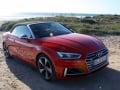 2018 Audi S5 Cabriolet and Audi A5 Cabriolet-29