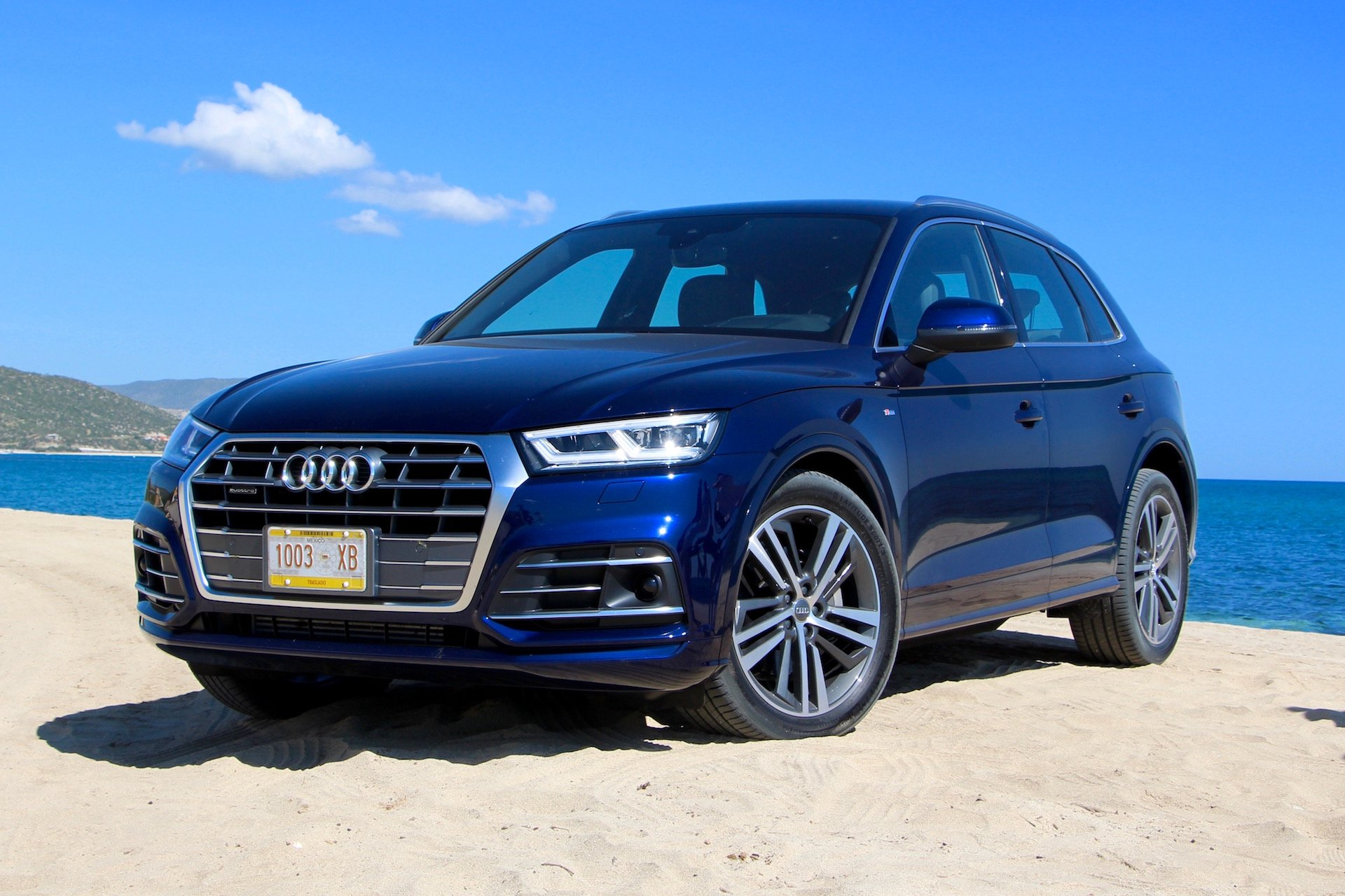 Audi A Car Review