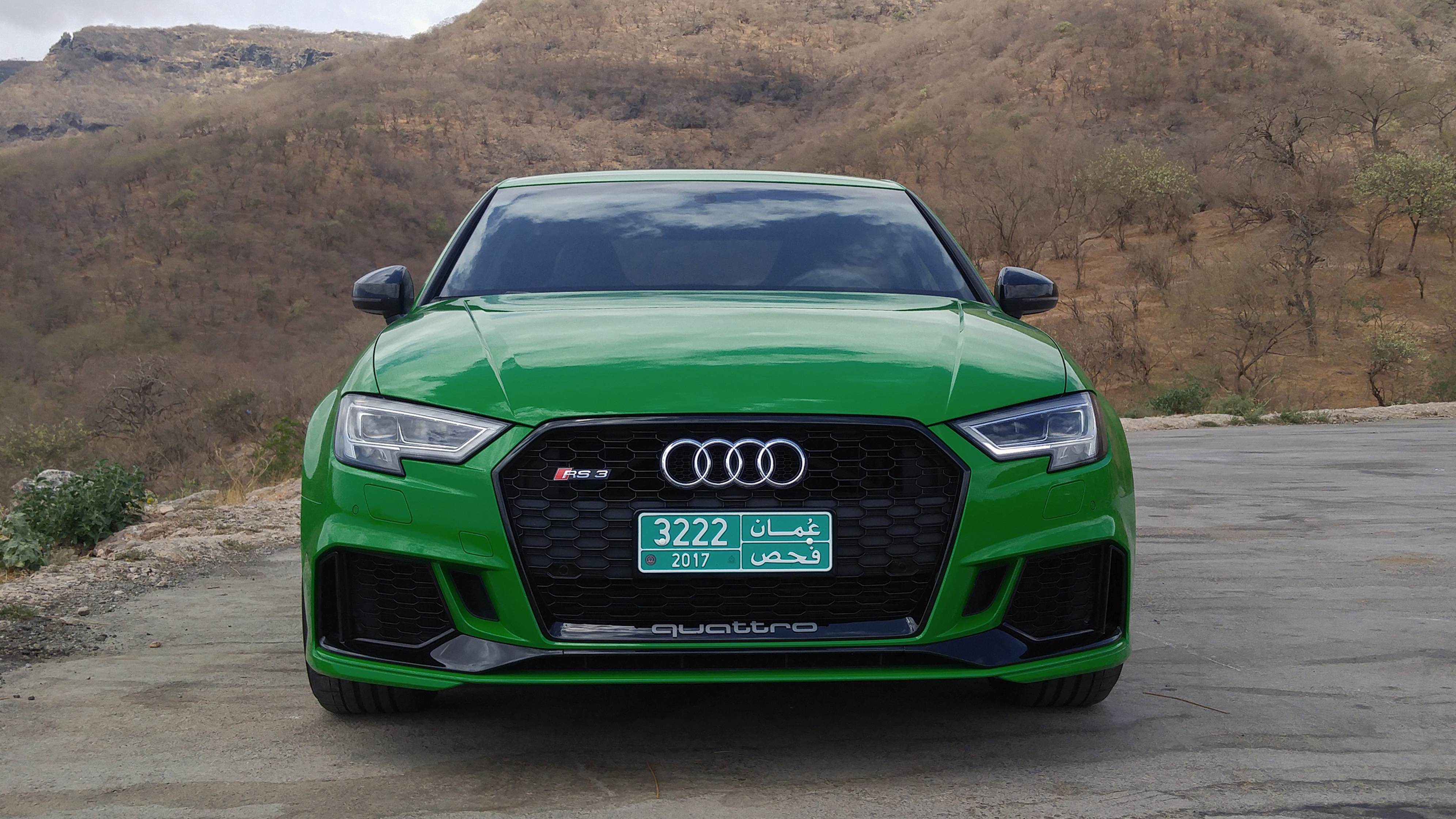 2018 Audi Rs 3 Review Front Profile