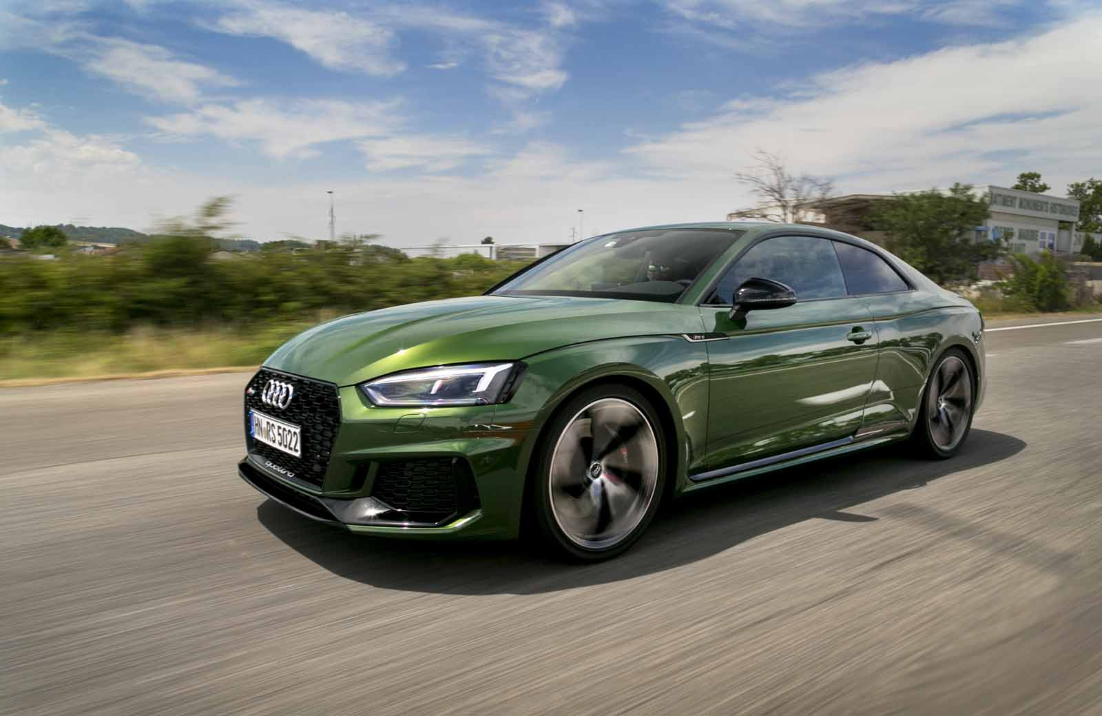2018 Audi Rs 5 Coupe Review Autoguide Com News