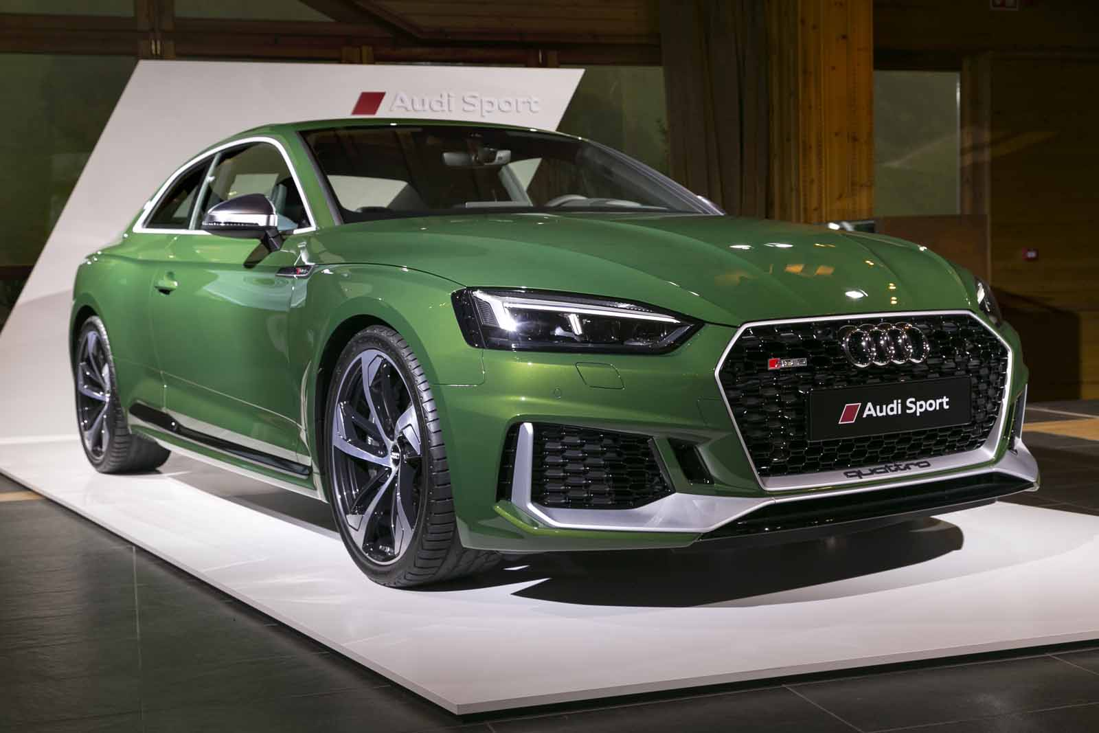New Audi Rs5 Priced From 70 875 Autoguide Com News