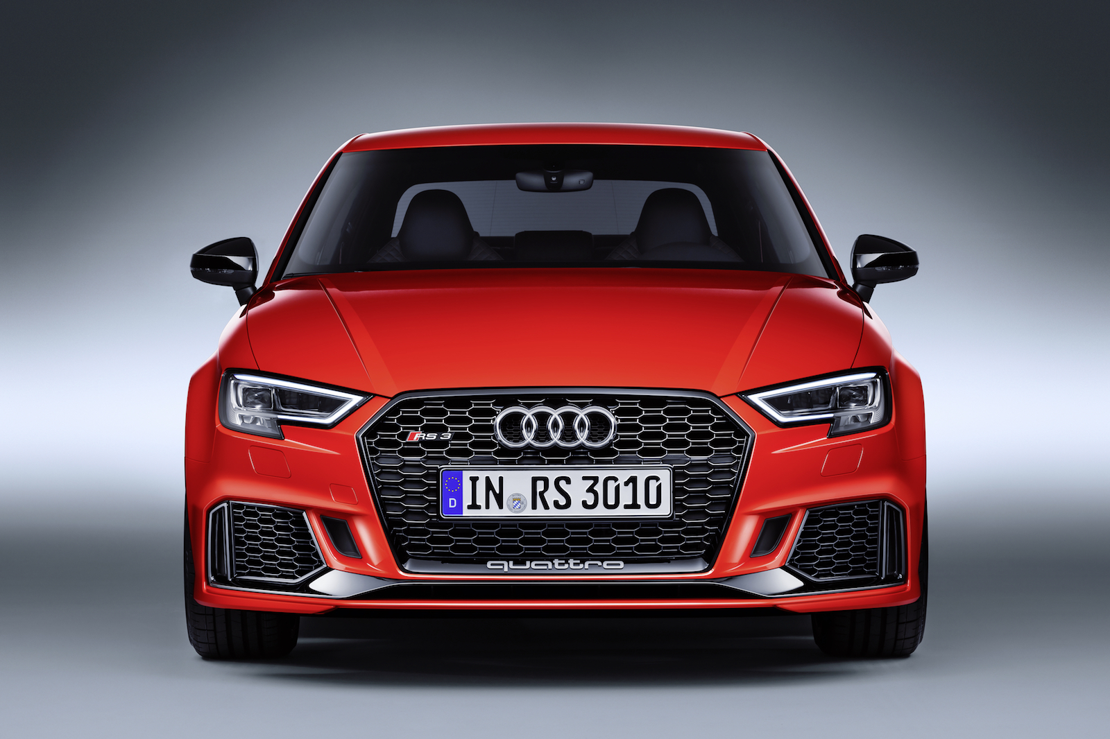 2018 audi rs 3 sedan pricing leaked news. Black Bedroom Furniture Sets. Home Design Ideas