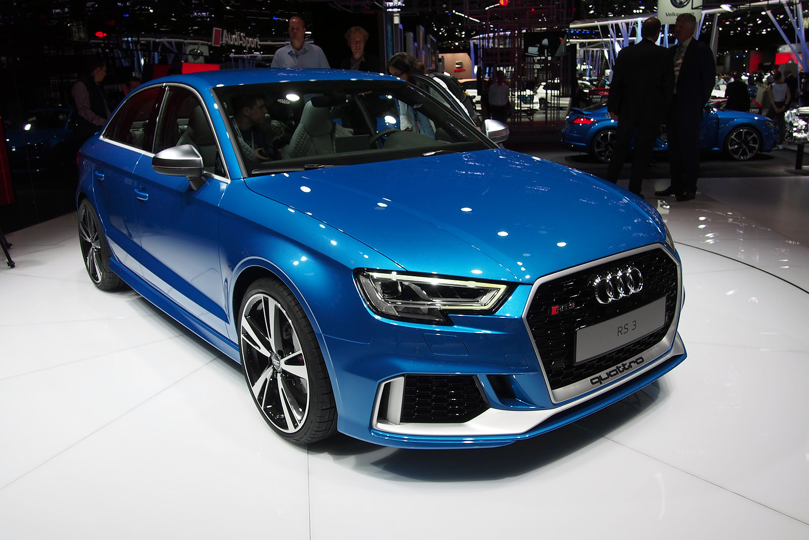 audi rs3 will hit us in 2017 with 400 hp five cylinder. Black Bedroom Furniture Sets. Home Design Ideas