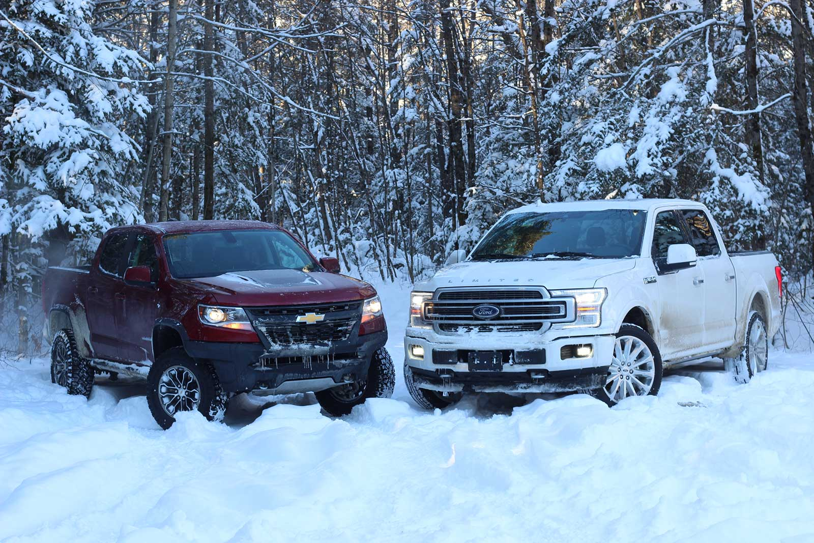 2018 AutoGuide.com Truck of the Year: Chevrolet Colorado ...