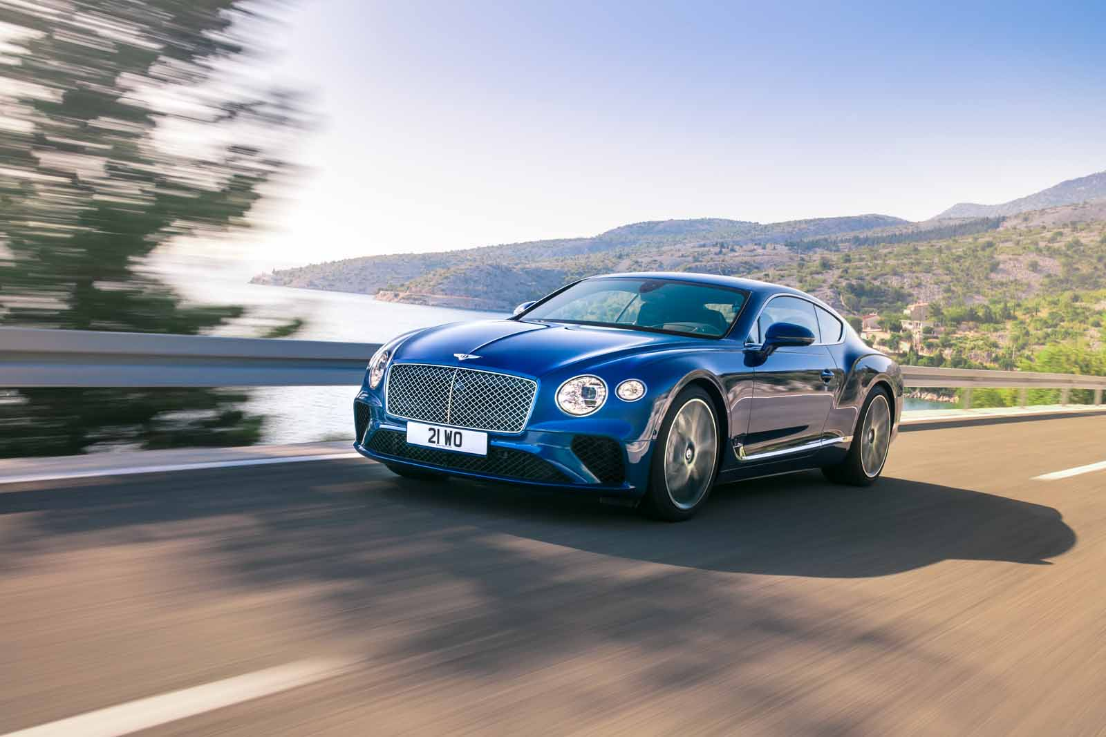 Superieur 2018 Bentley Continental GT 1 ...