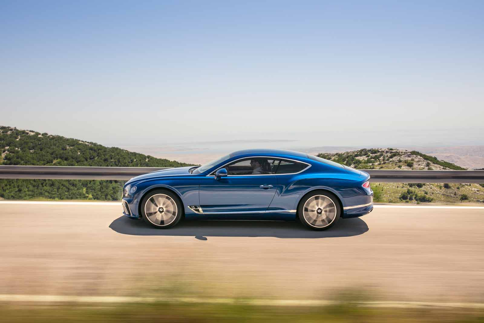 ... 2018 Bentley Continental GT 33 ...