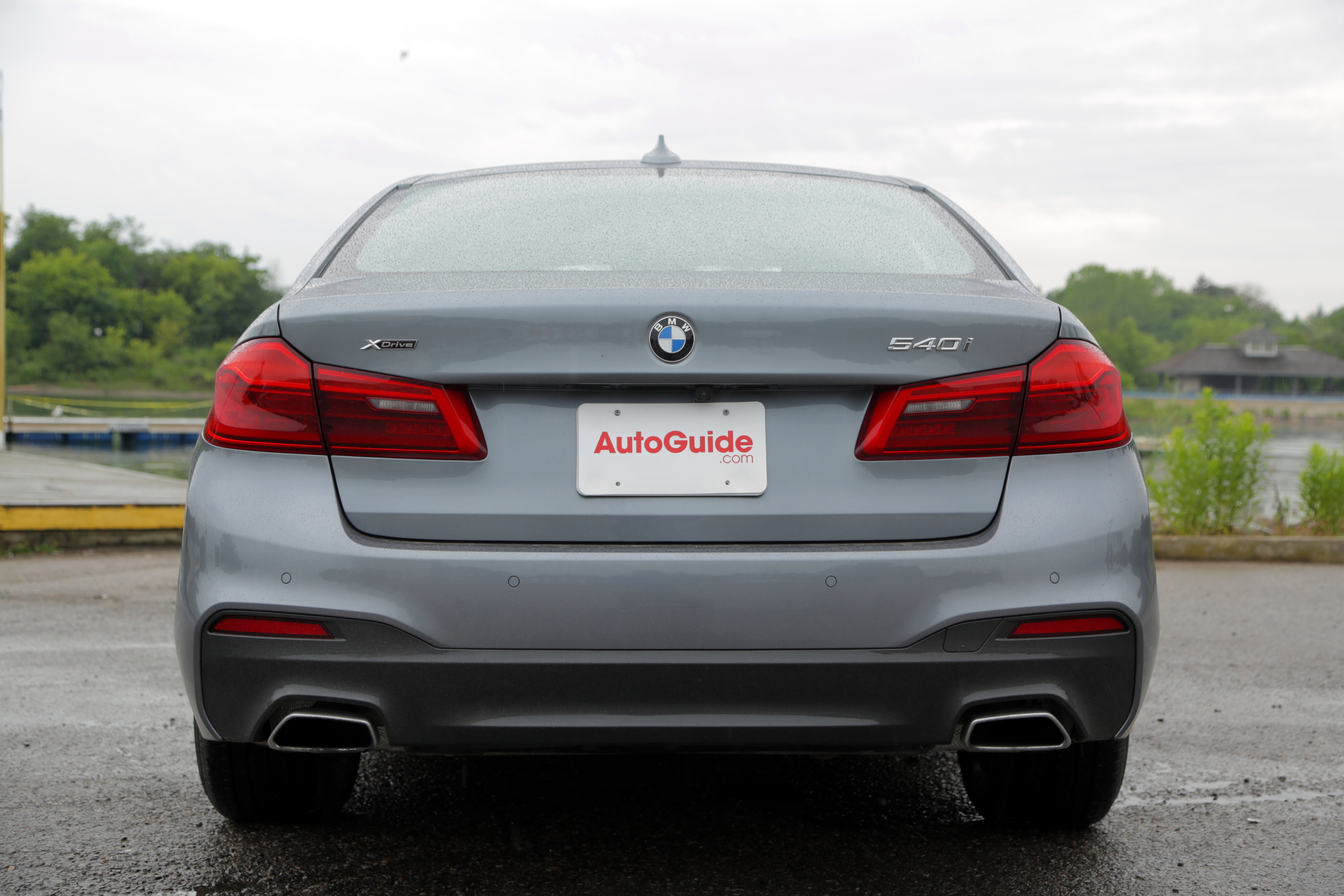 2018 Bmw 5 Series Review 27