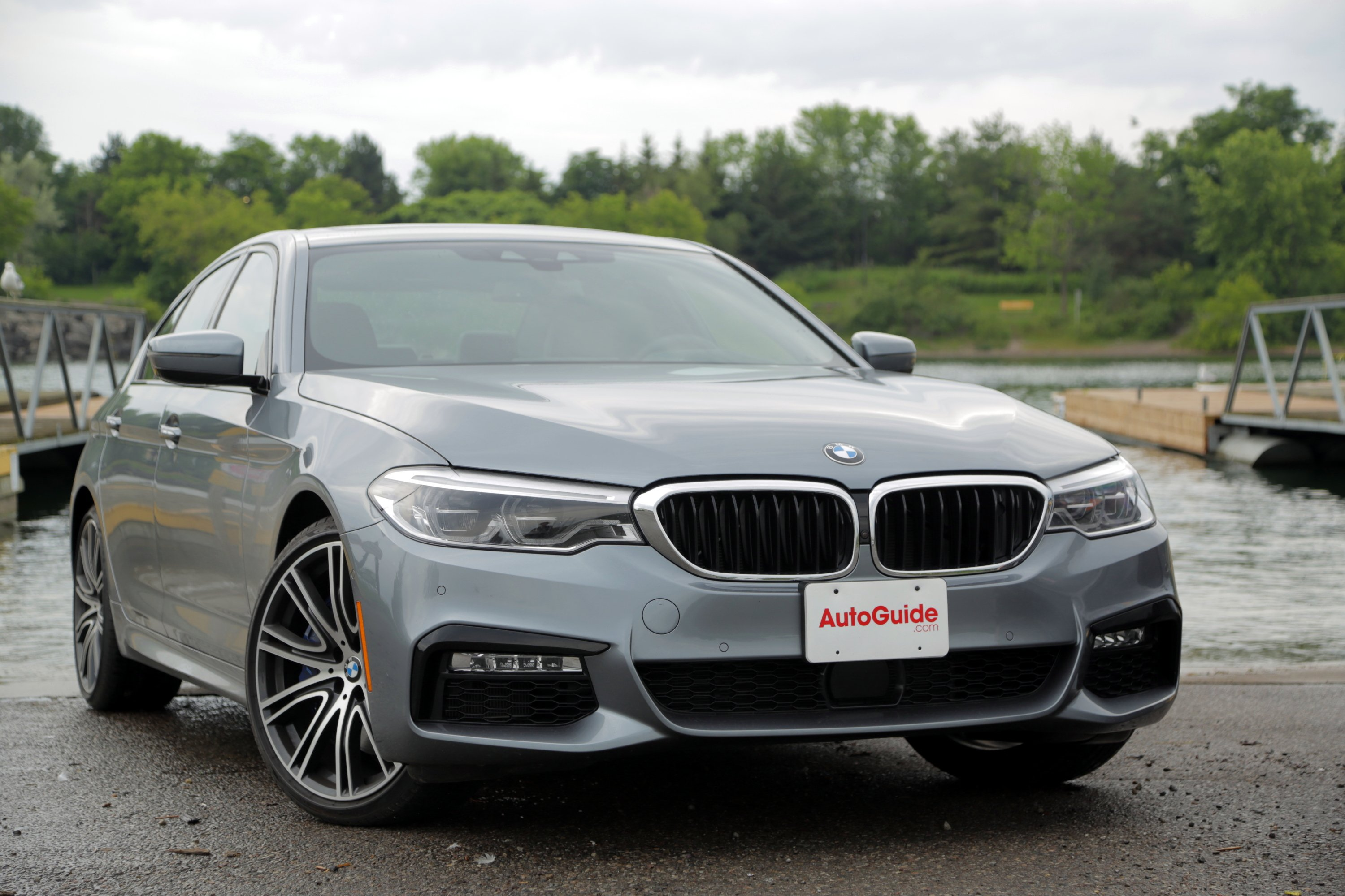 ... 2018 BMW 5 Series Review (31) ...