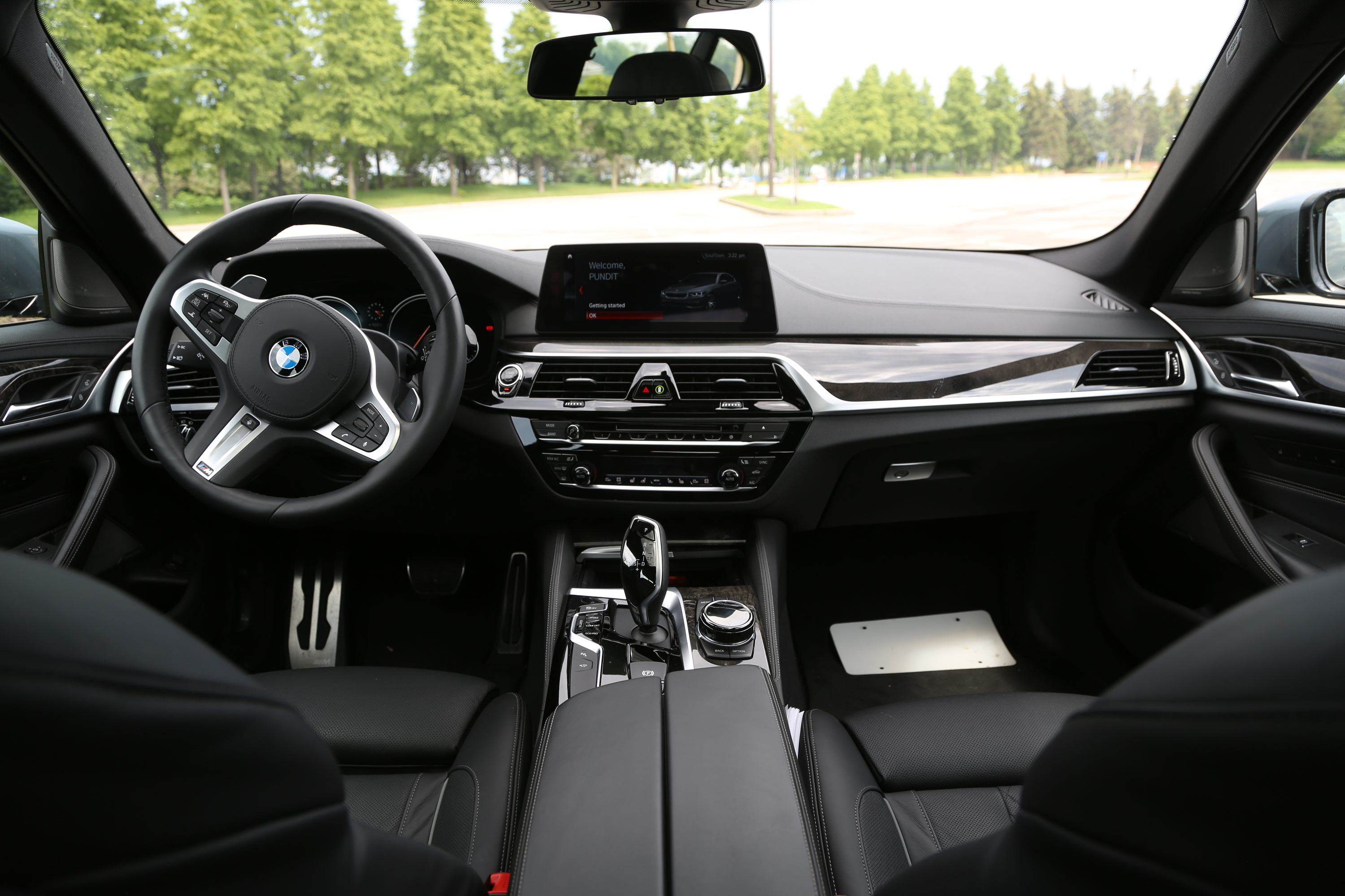 2018 Bmw 5 Series Review 35