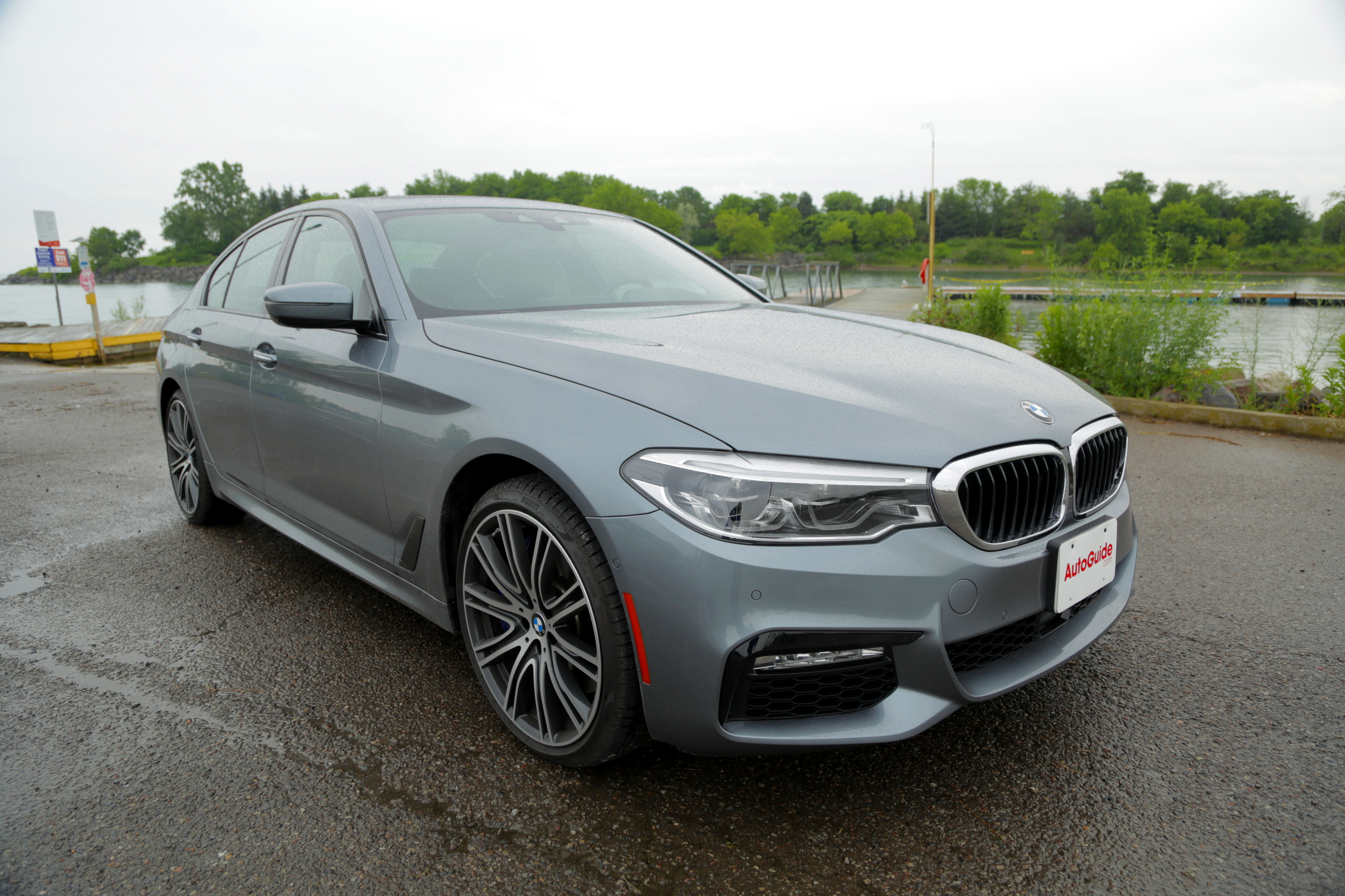 2018 BMW 5 Series Review 7