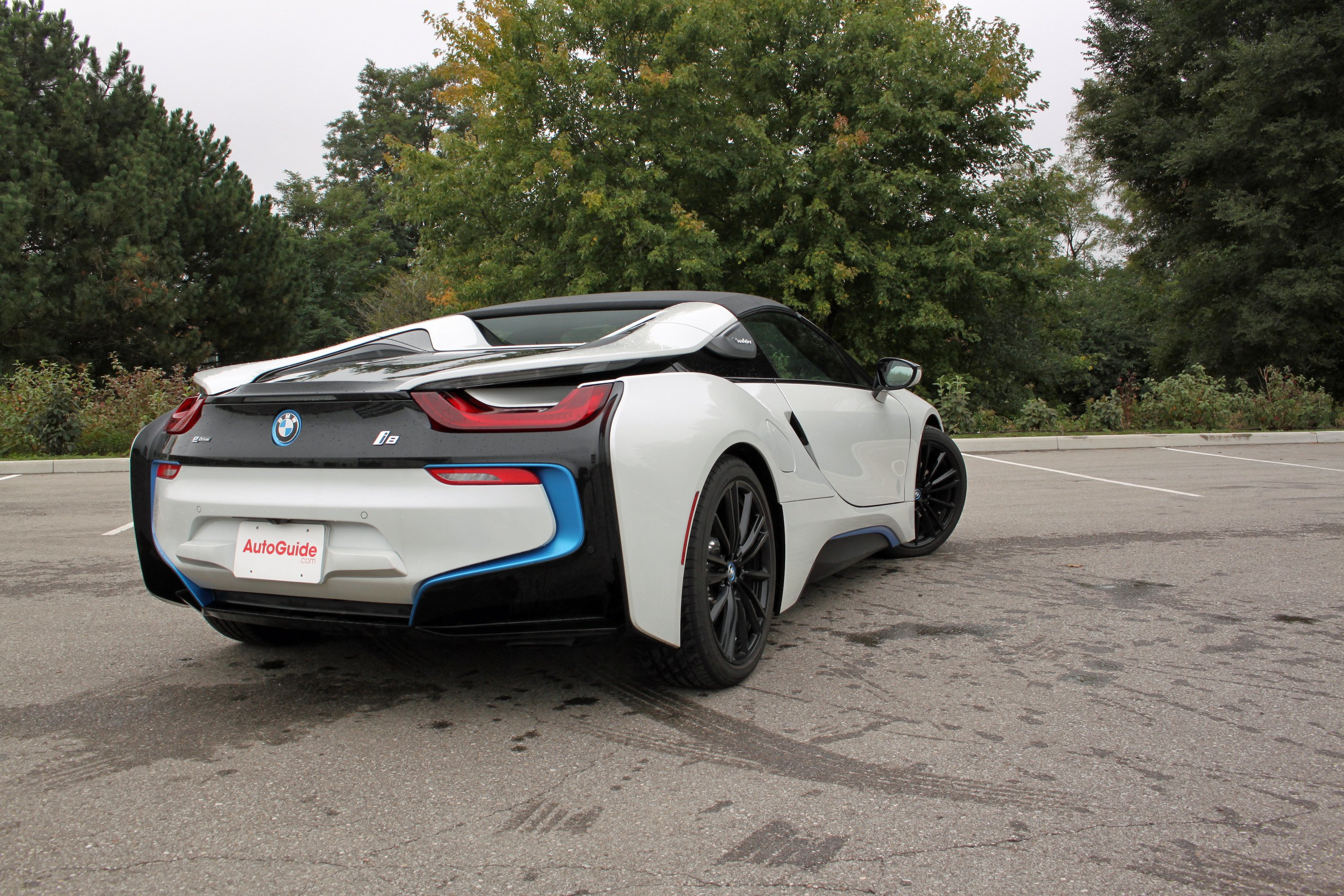 2019 Bmw I8 Roadster Review Autoguide Com