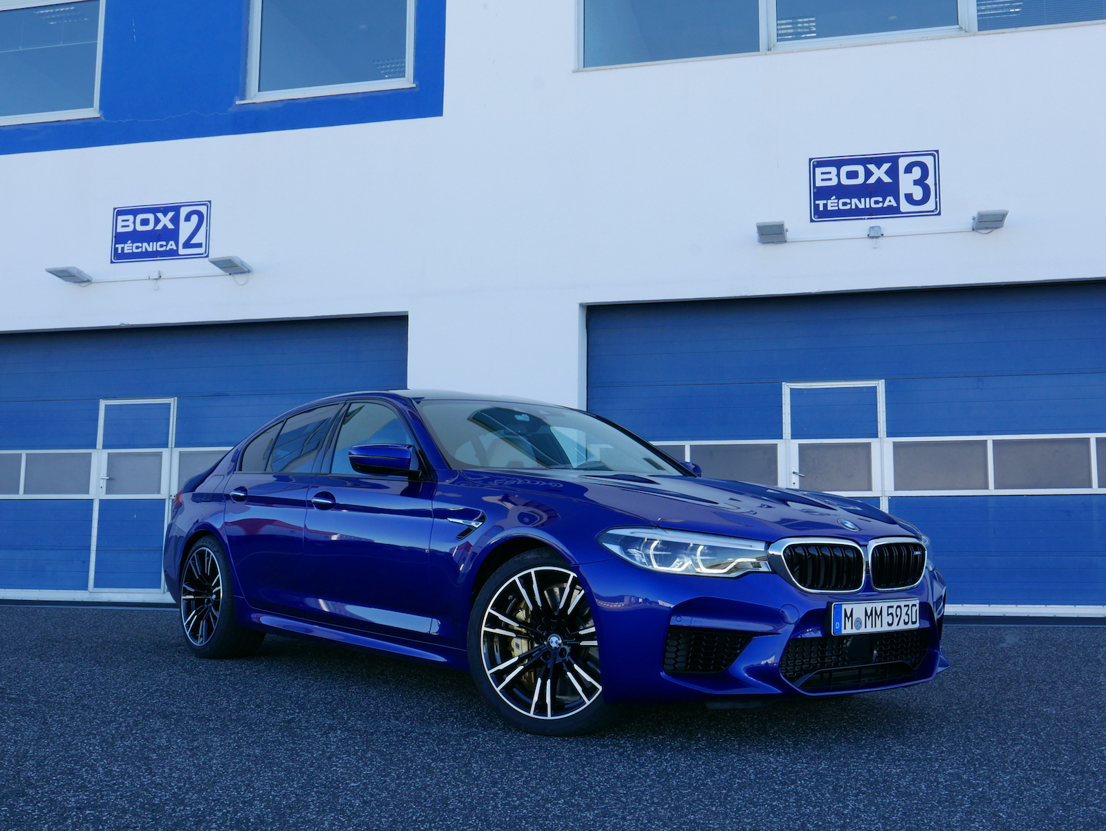 Bmw M5 0 60 >> 2018 BMW M5 Review and First Drive - AutoGuide.com