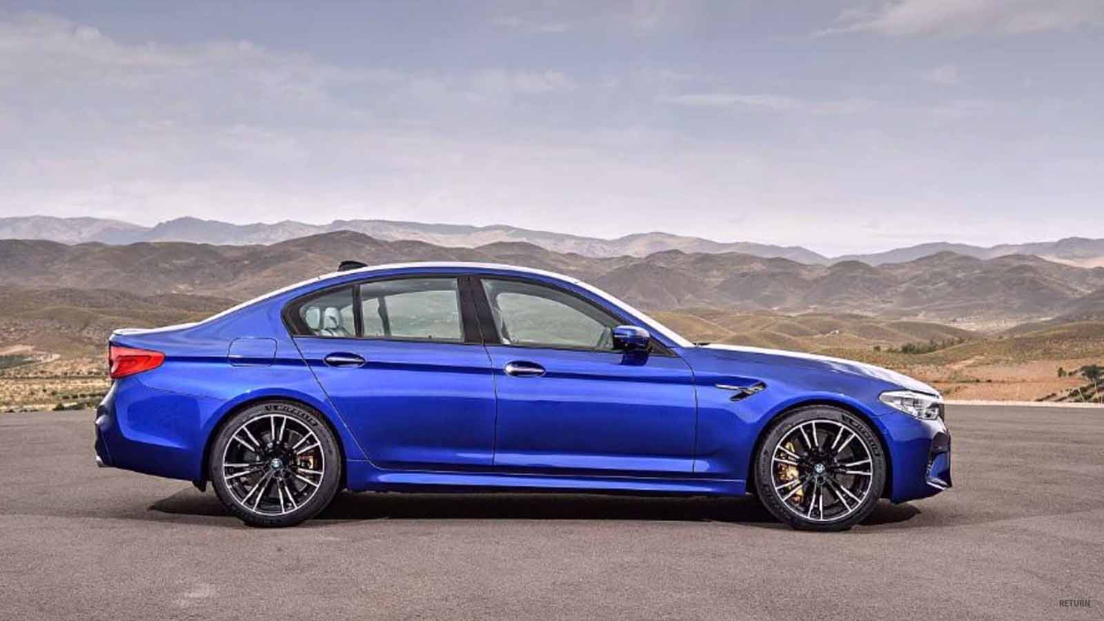 2018 bmw m5. perfect 2018 2018bmwm5leaked1 on 2018 bmw m5 f