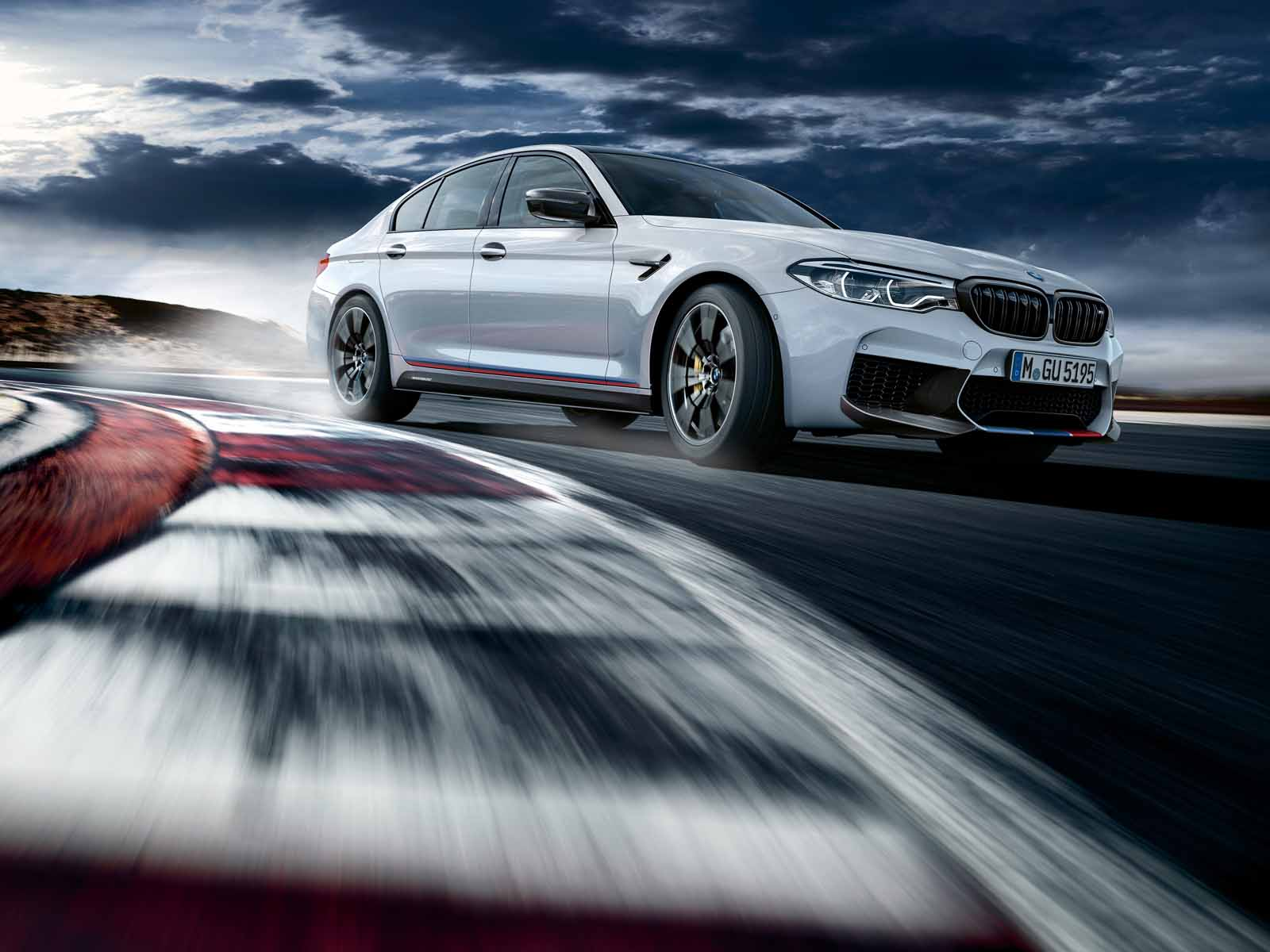 new m performance parts have us drooling over the 2018 bmw m52018 bmw m5 sema 8