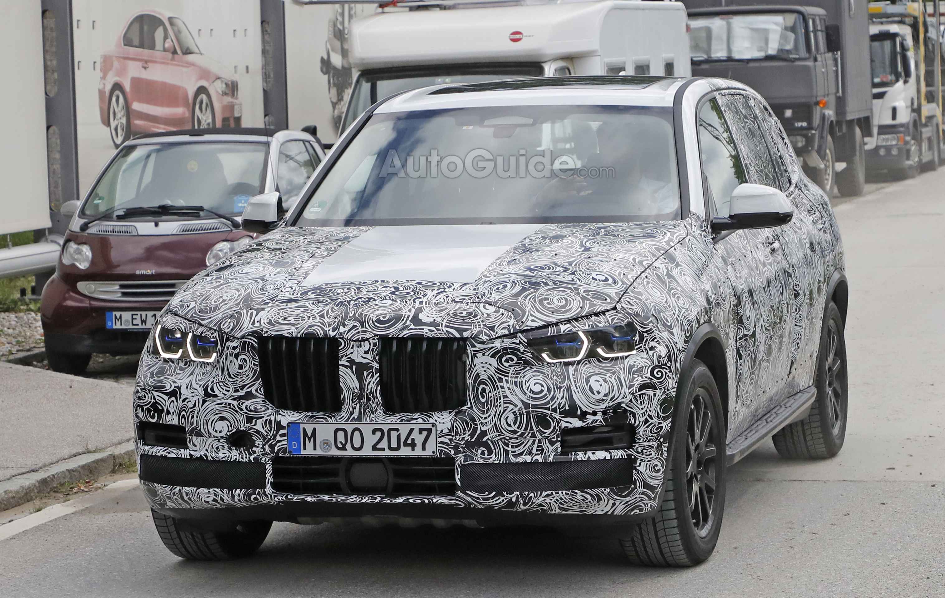 2018 bmw vehicles.  bmw bmwx5spied3 on 2018 bmw vehicles