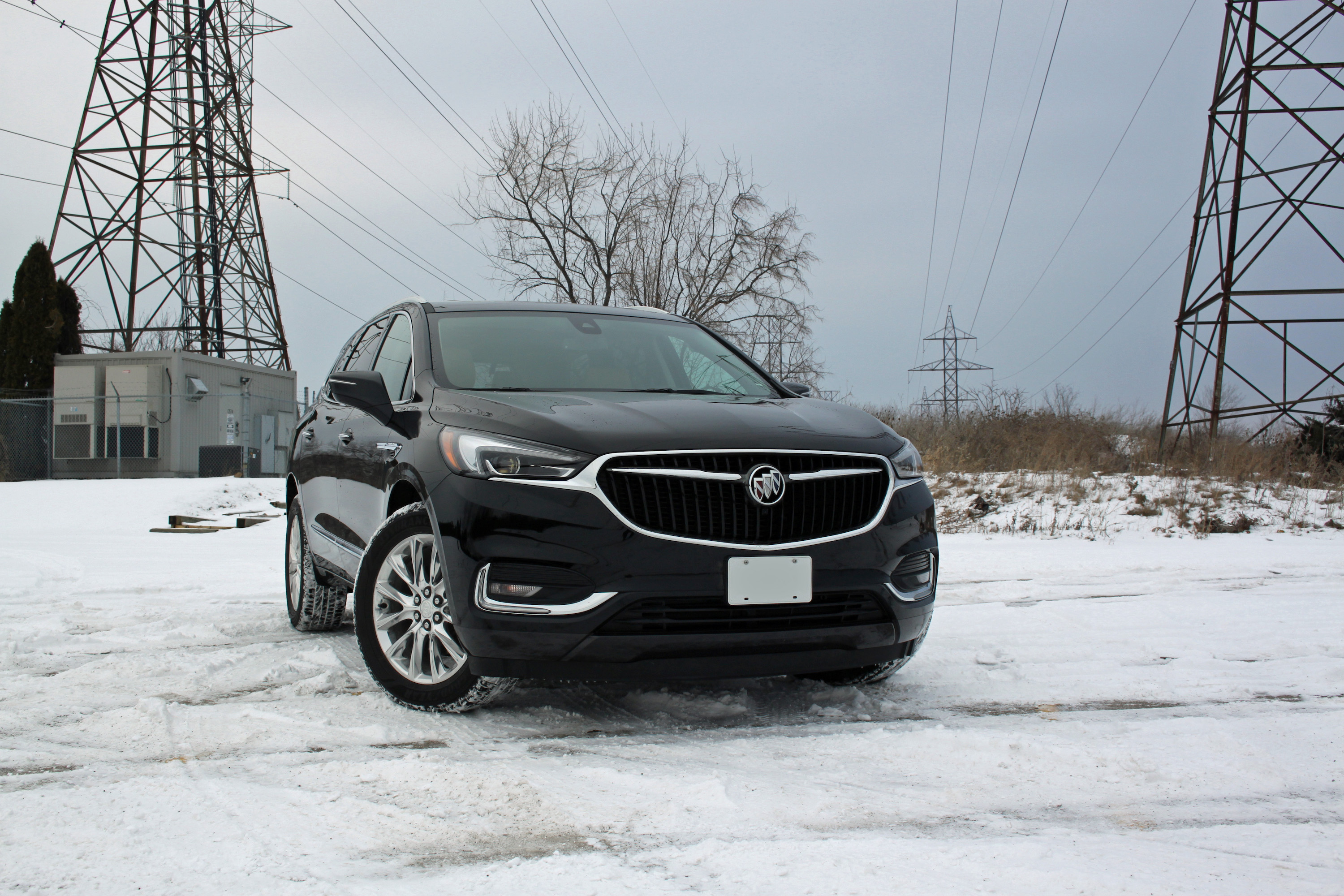 canadian black enclave auto buick reviews new review