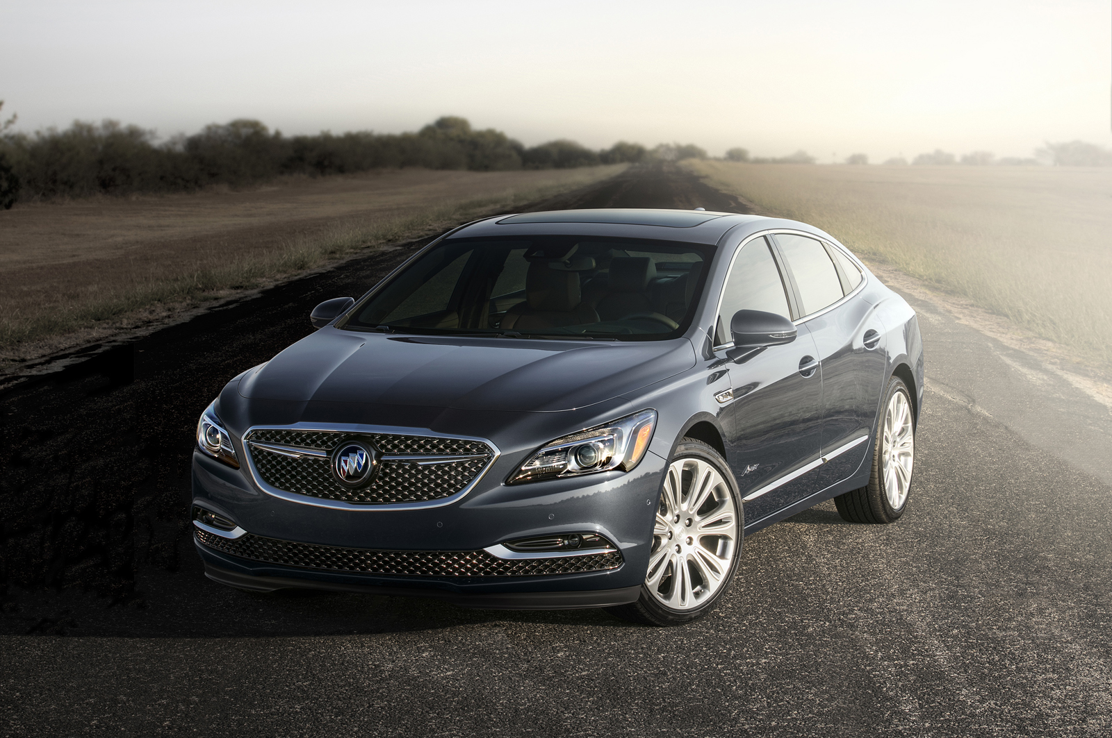Buick gets fancy with the new 2018 LaCrosse Avenir