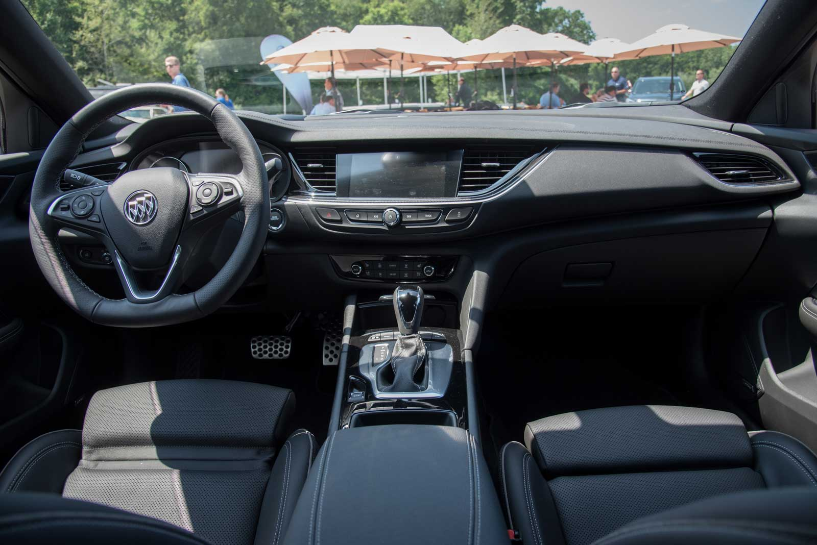 2018 Buick Regal Gs Interior 03