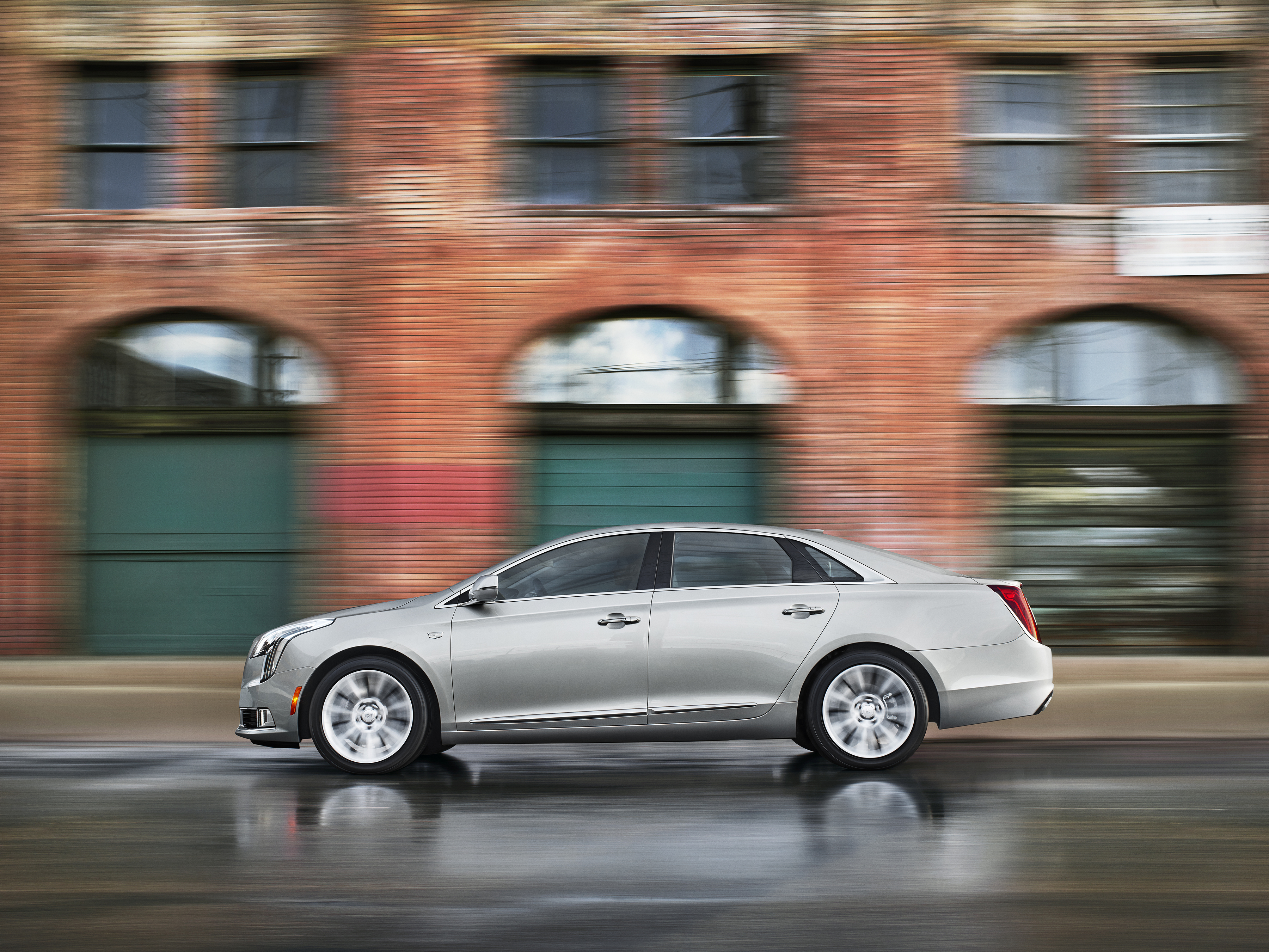 The 2018 Cadillac XTS Luxury Sedan Is Elevated With New Generation Of Design And Technology