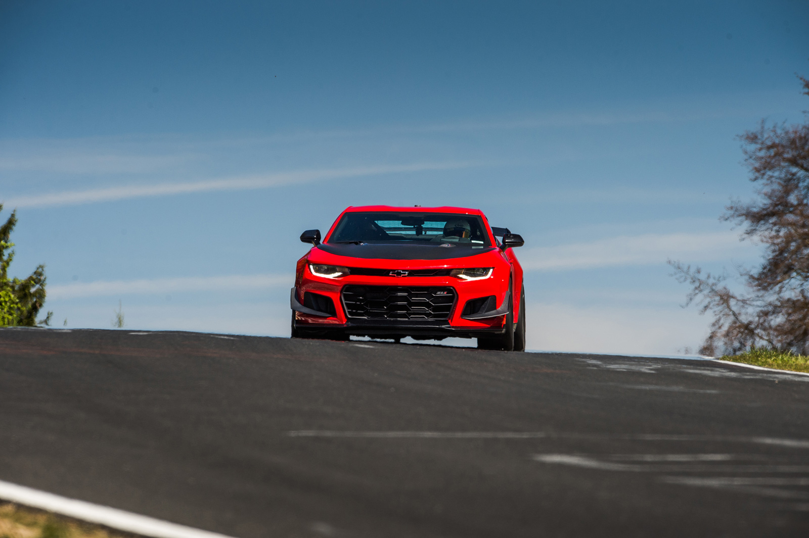 Impressive Cars The Chevrolet Camaro Killed At The
