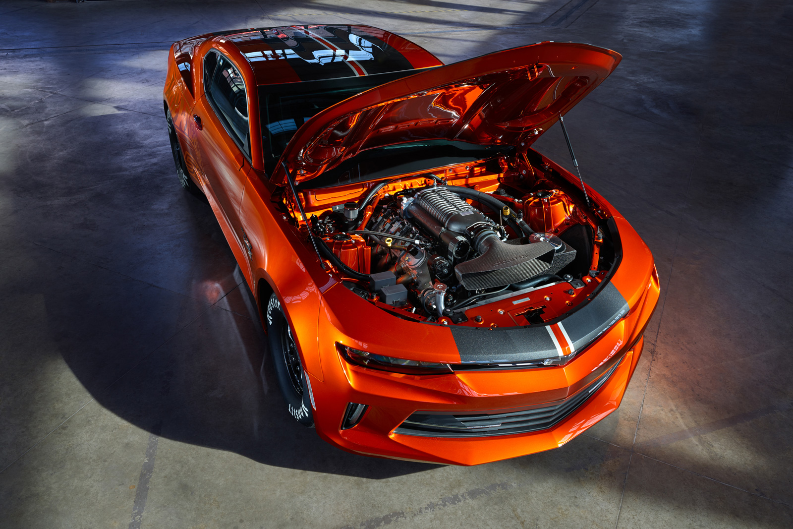 All Types pictures of the new camaro : 2018 Chevrolet COPO Camaro Gets All-New 302 Racing Engine ...