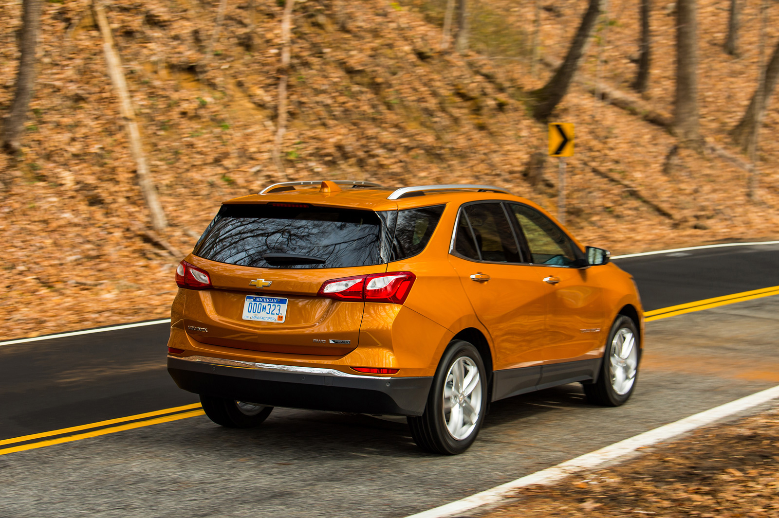 the all new 2018 chevrolet equinox is a fresh and modern suv sized and designed