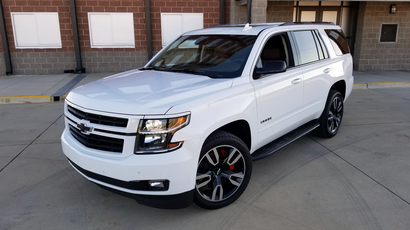 2018 chevrolet tahoe rst review news. Black Bedroom Furniture Sets. Home Design Ideas