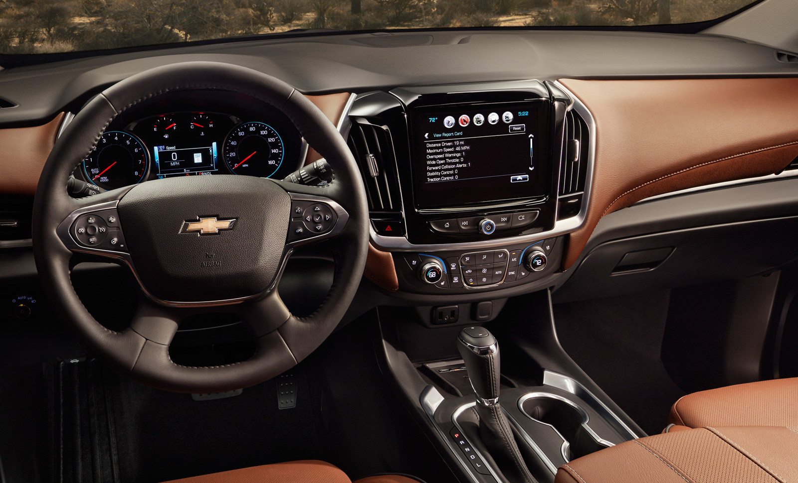 built for style and purpose inside and out the completely redesigned 2018 traverse offers