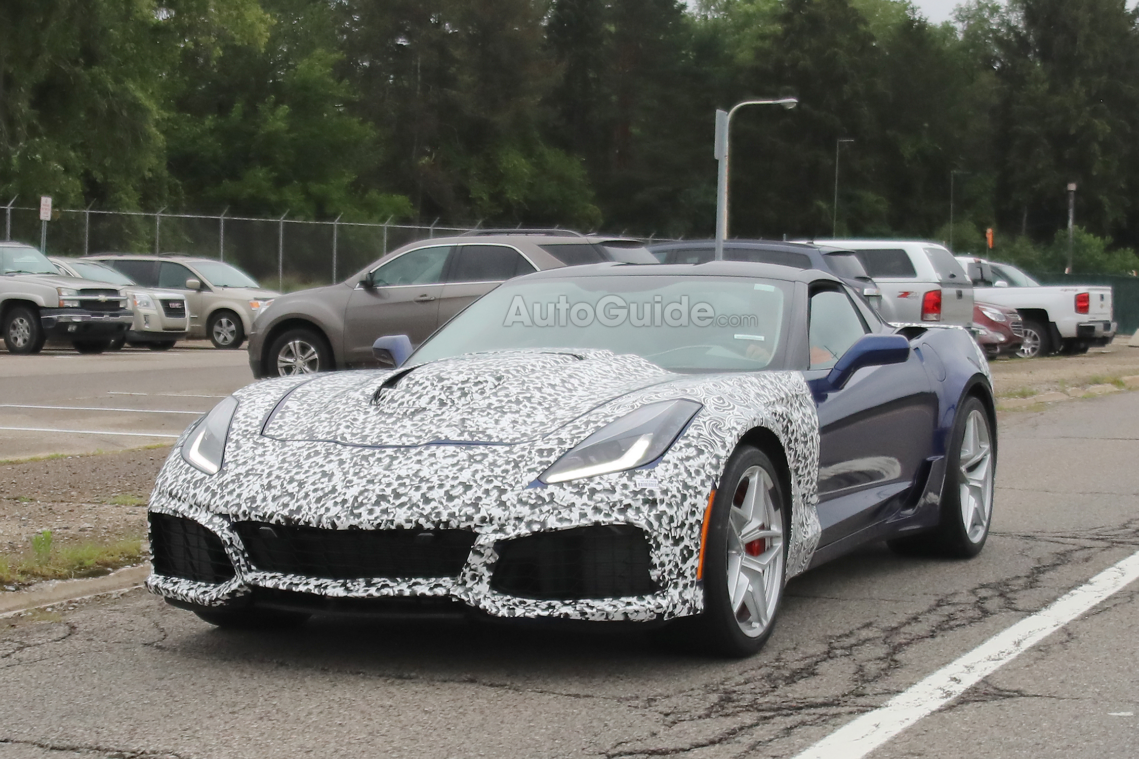 The C7 Corvette ZR1 is Nearly Ready for its Big Debut ...