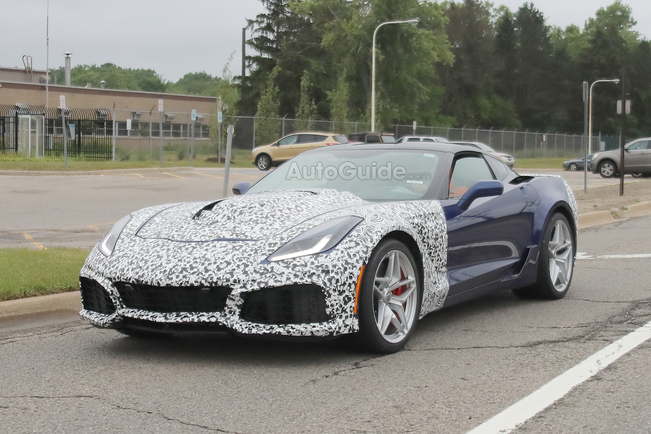 The C7 Corvette ZR1 is Nearly Ready for its Big Debut » AutoGuide ...
