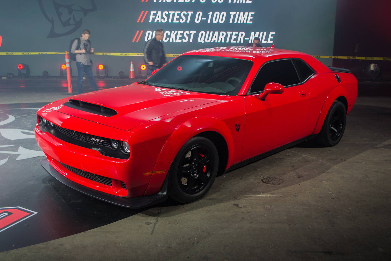 Top 10 Things You Need To Know About The 2018 Dodge Demon