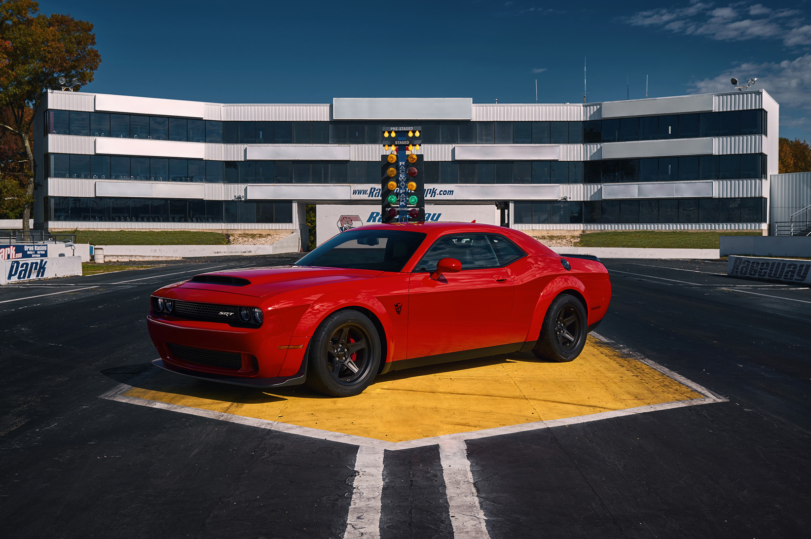 Dodge Demon is the Most Powerful Muscle Car Ever » AutoGuide.com News