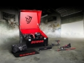 The Demon Crate delivers what customers need to take the 2018 Dodge Challenger SRT Demon from the street to the drag strip and back again. This is a special, limited-production set of tools for the Dodge Challenger SRT Demon that offers a street-to-track transformation experience as exclusive as the car itself.