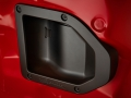 The standard Air-Grabber™ intake system features a significantly larger air box that is sealed and ducted to the Demon Air-Grabber™ hood scoop.