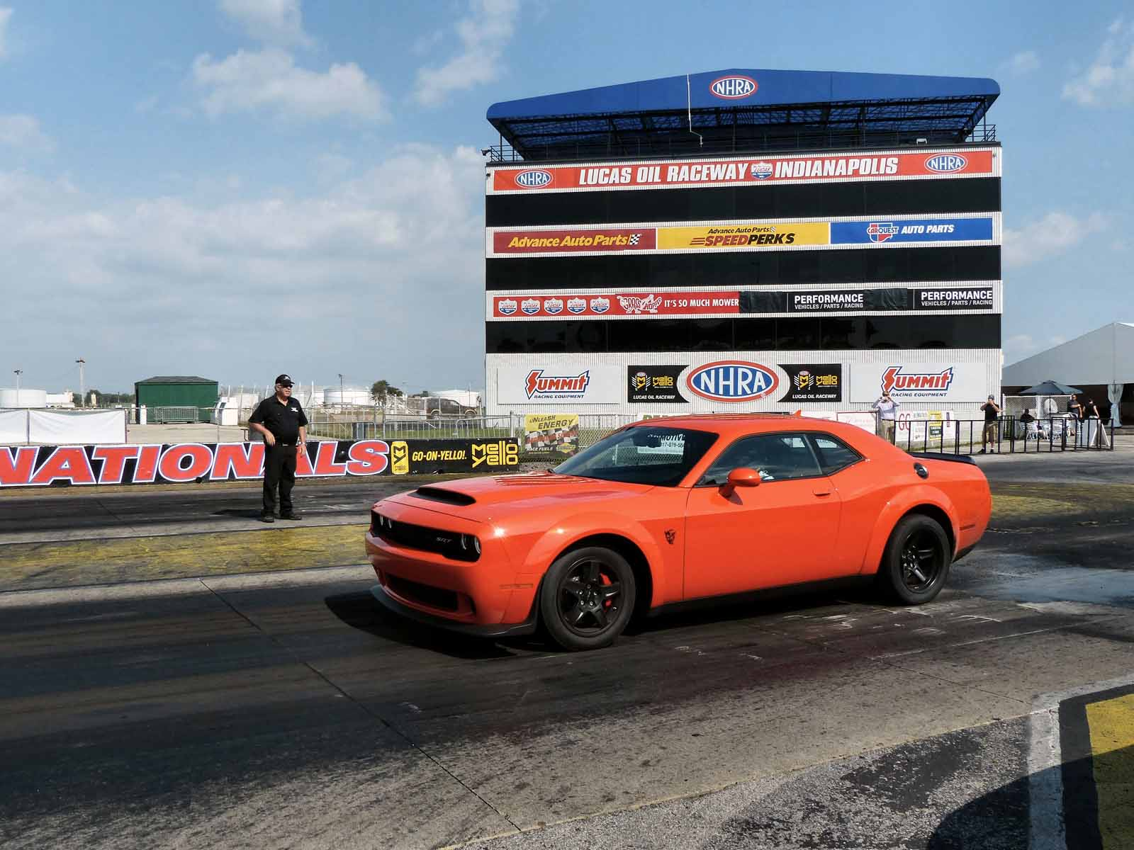 2018 Dodge Challenger SRT Demon Review and First Drive AutoGuide