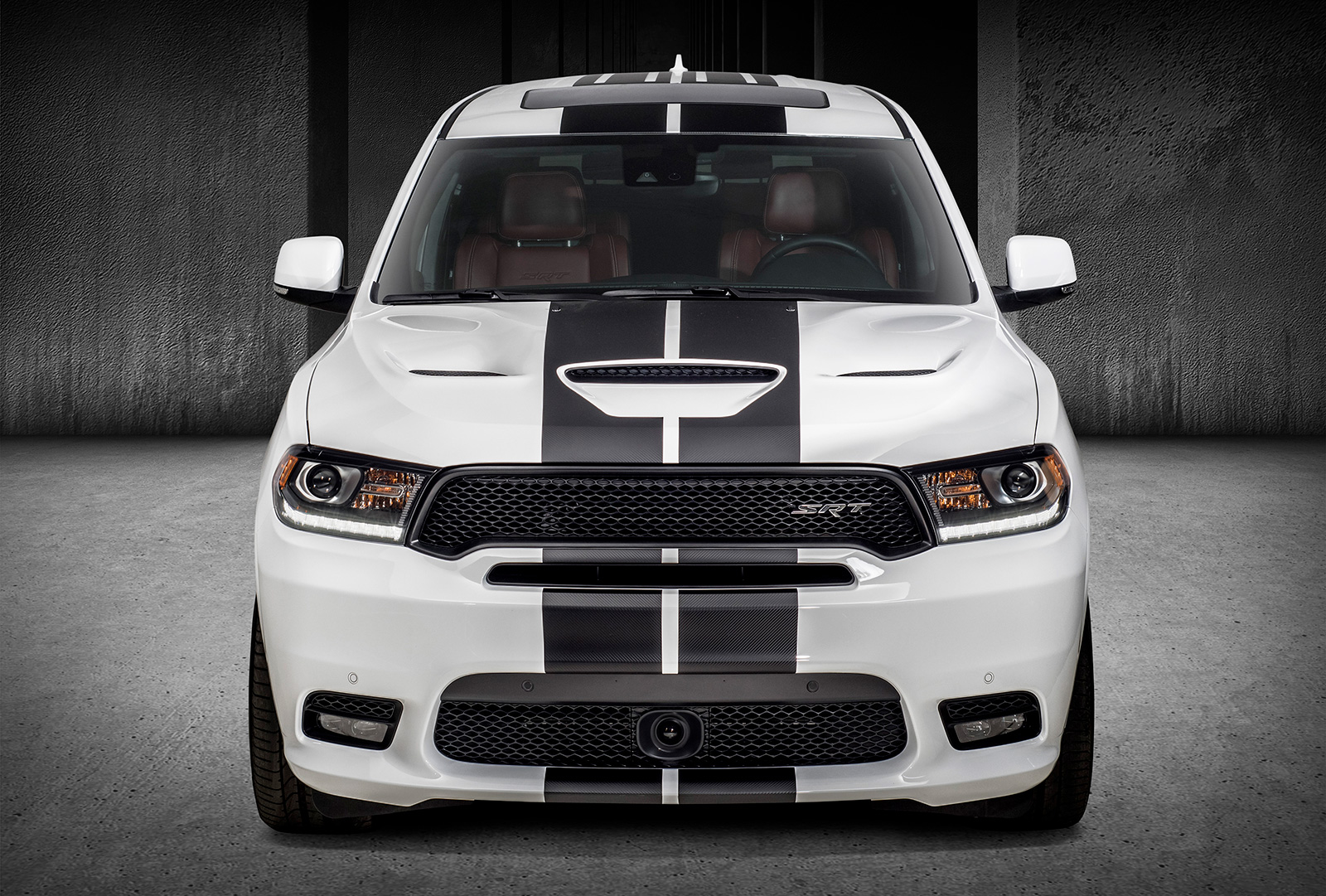 You Can Now Get Stripes and Carbon Fiber for Your Dodge ...
