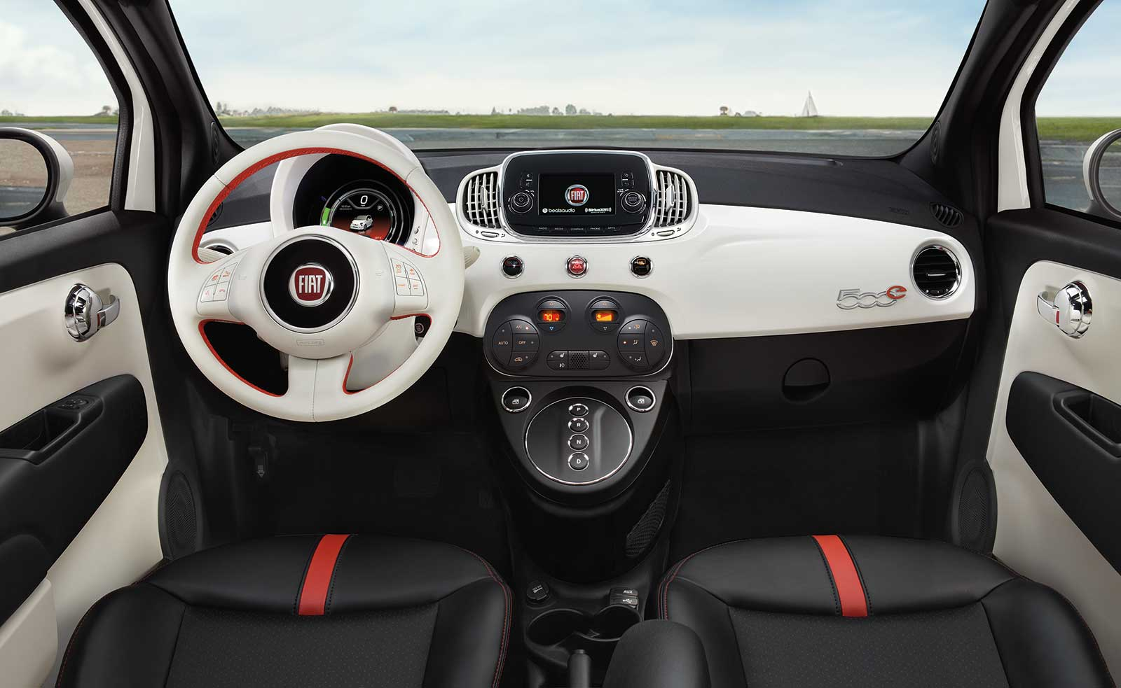Fiat 500 Gains Standard Turbo Engines