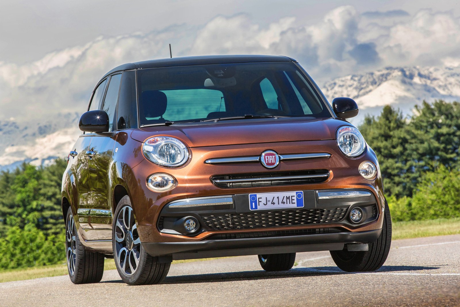 Refreshed Fiat Is Still Pretty Ugly Autoguide Com News