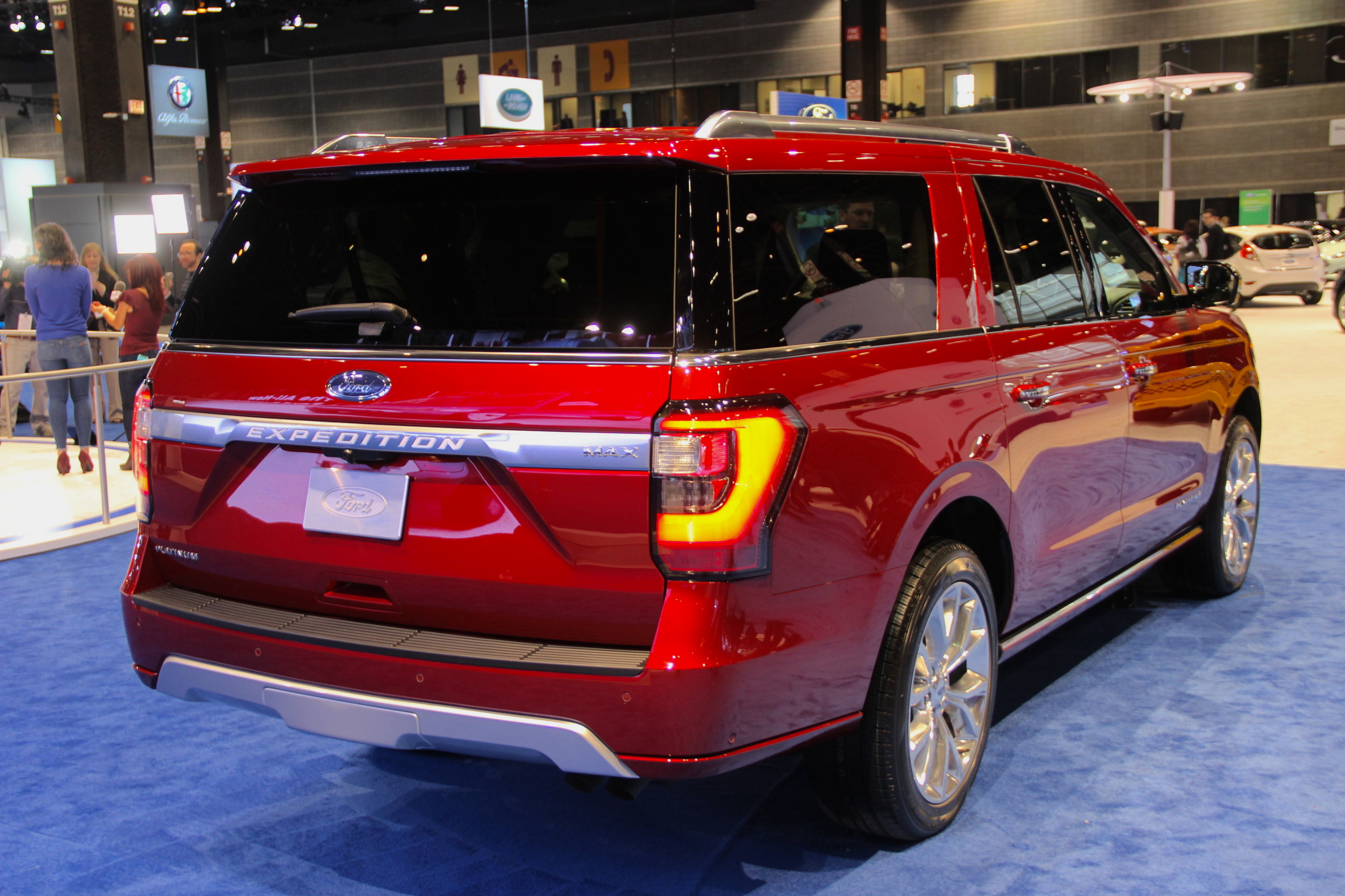 2018 ford expedition 5
