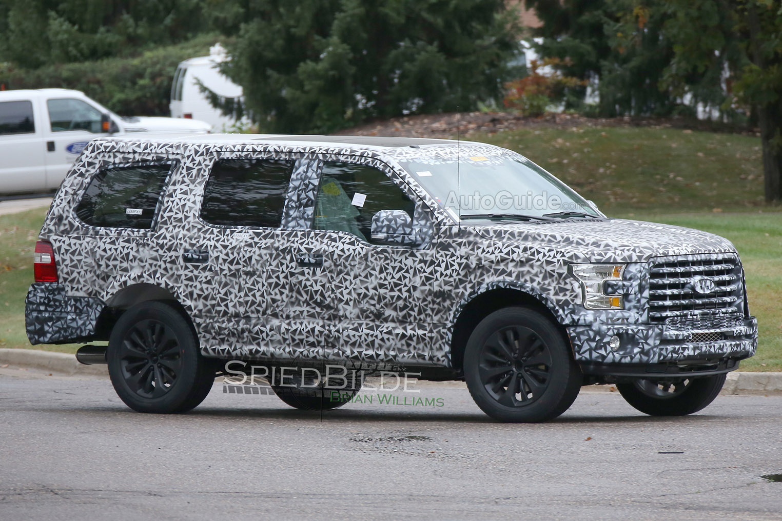 2018 ford expedition spy photo 10