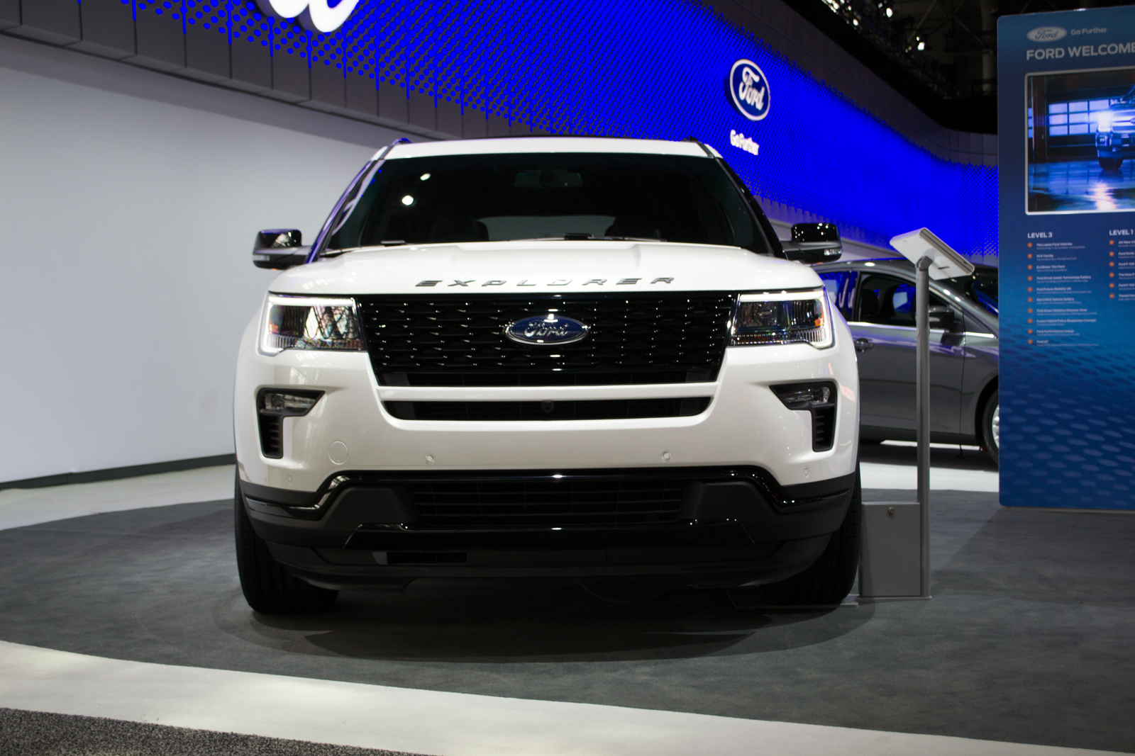 Spot Loan Reviews >> 2018 Ford Explorer: Can You Spot the Updates? » AutoGuide ...