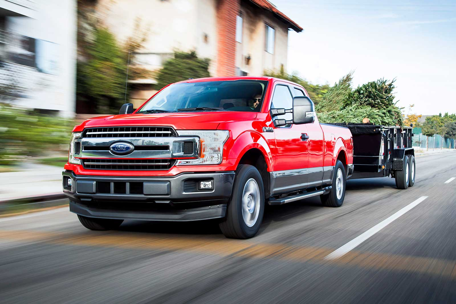 Ford F Sel Numbers Announced  Lb Ft  Mpg