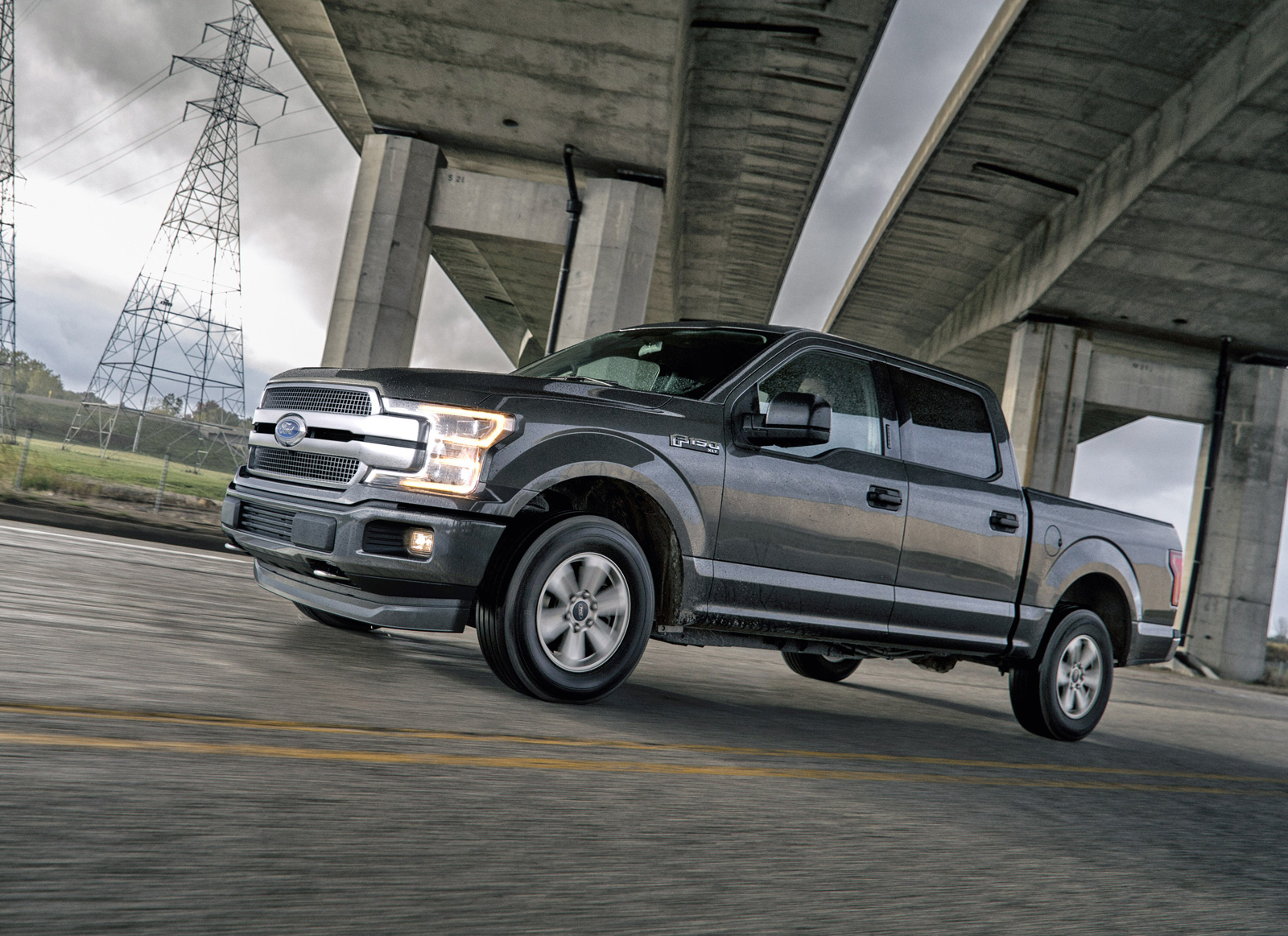 2018 Ford F-150 Adds More Power, Better Fuel Economy ...